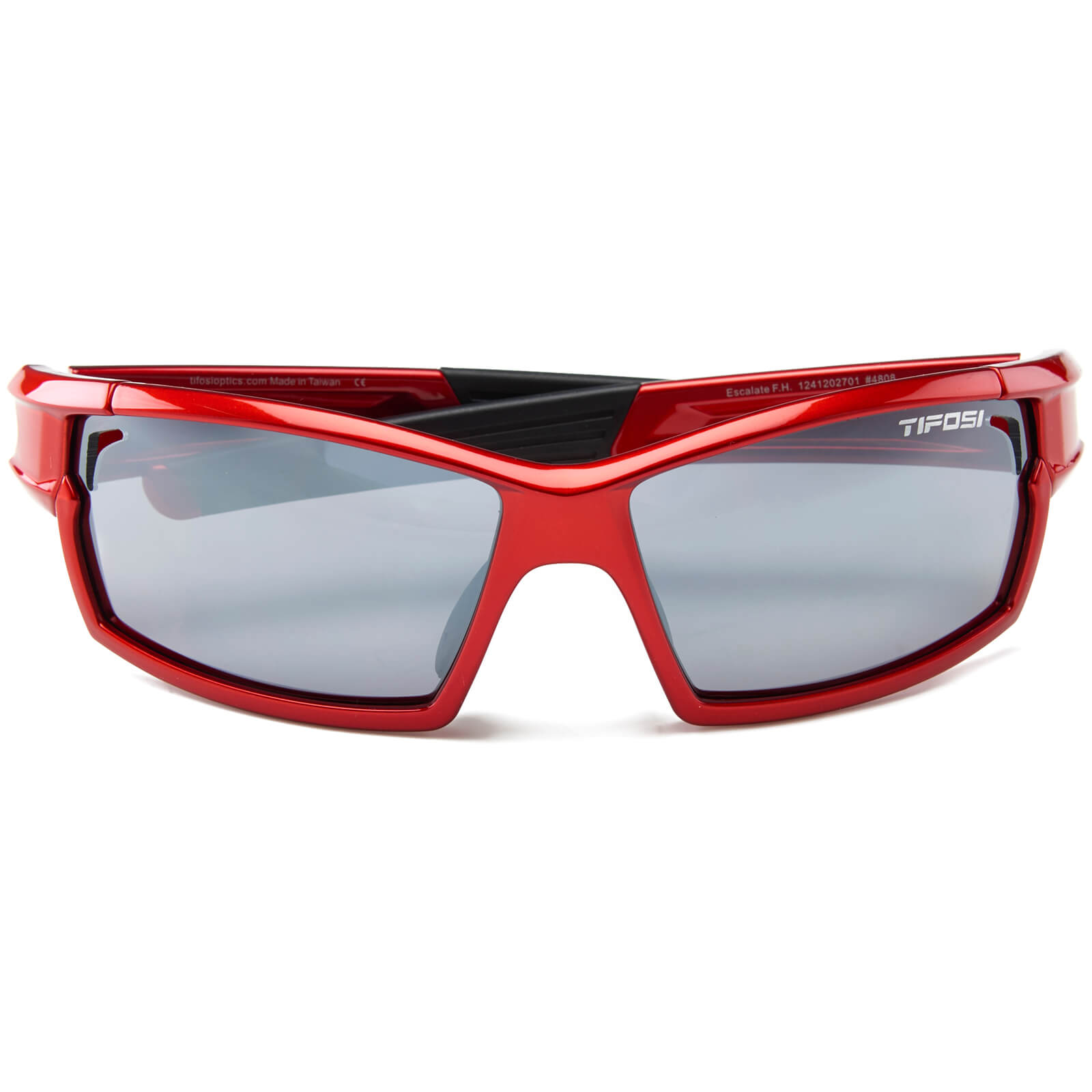 Tifosi Pro Escalate FH Interchangeable Sunglasses - Metallic Red/Clear