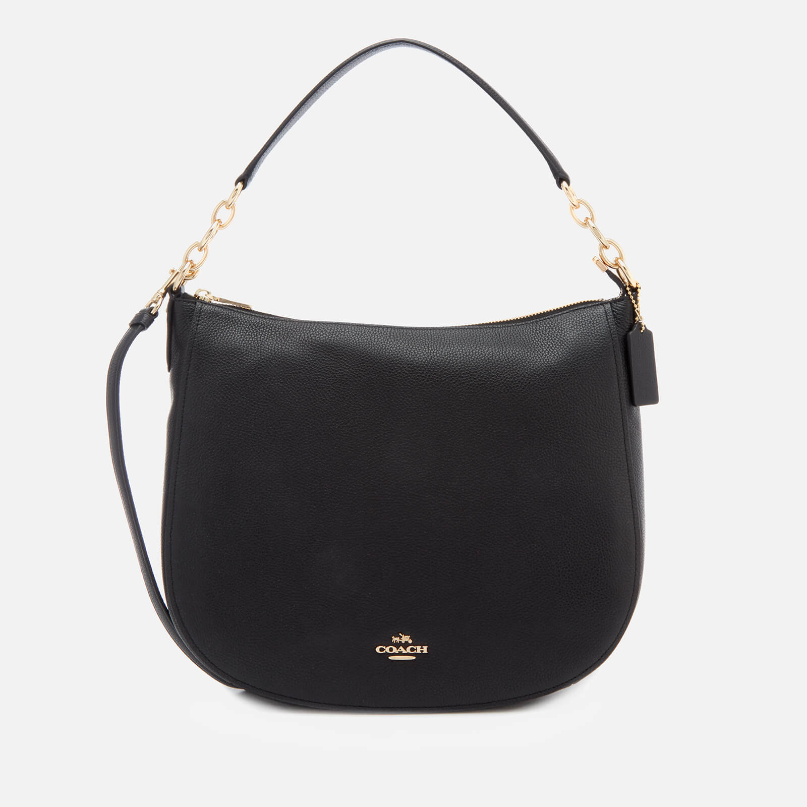 7bc8fa39175b Coach Women s Chelsea 32 Hobo Bag - Black - Free UK Delivery over £50