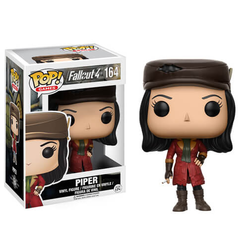 Fallout Piper Pop! Vinyl Figure