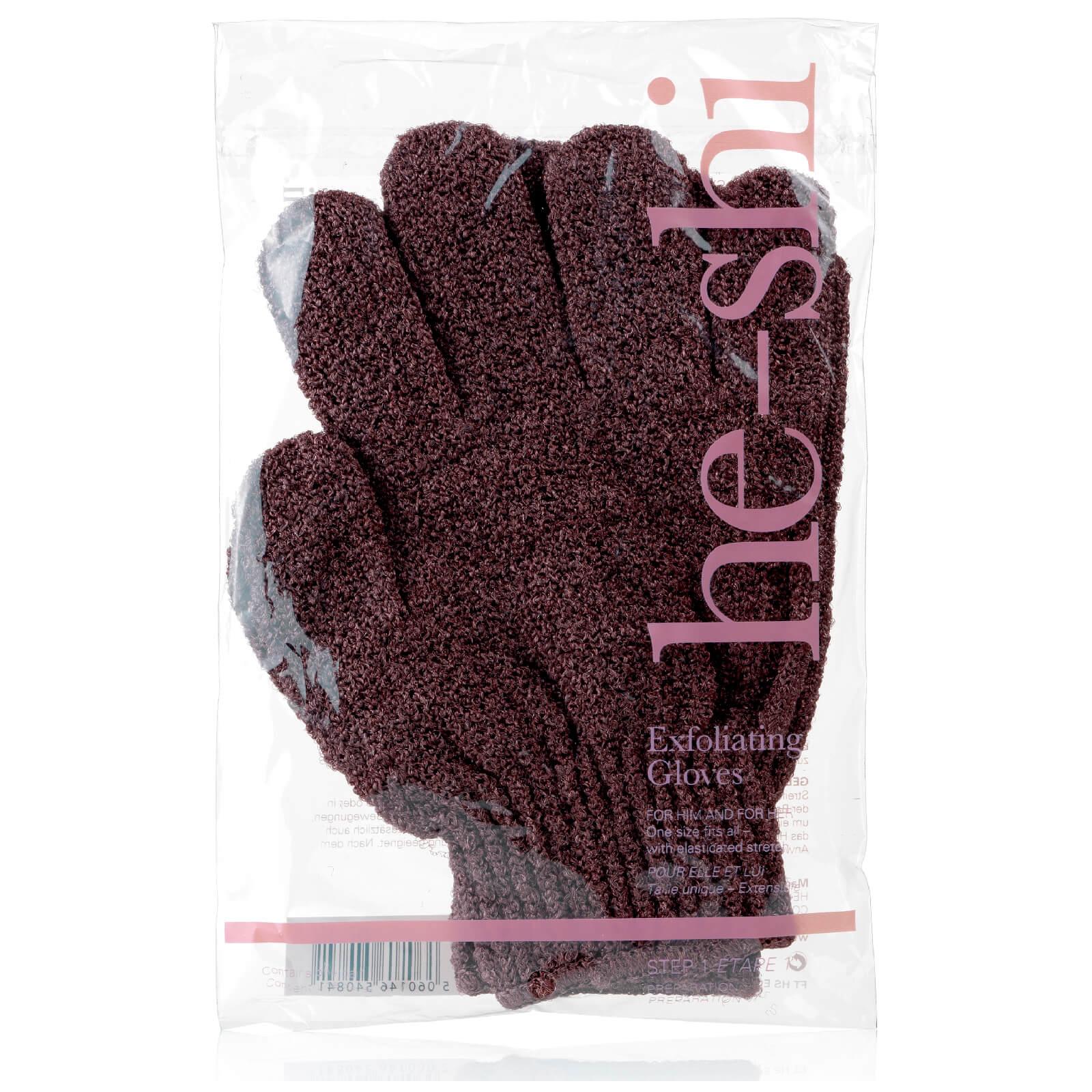 Image result for He-Shi Exfoliating Gloves