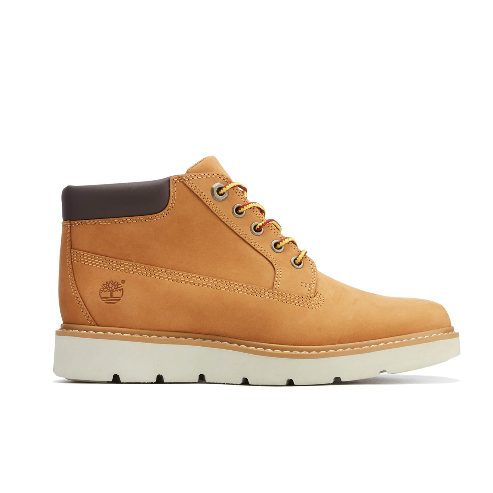 9fd67fc1e03b Timberland Women s Kenniston Nellie Lace Up Boots - Wheat Womens Footwear