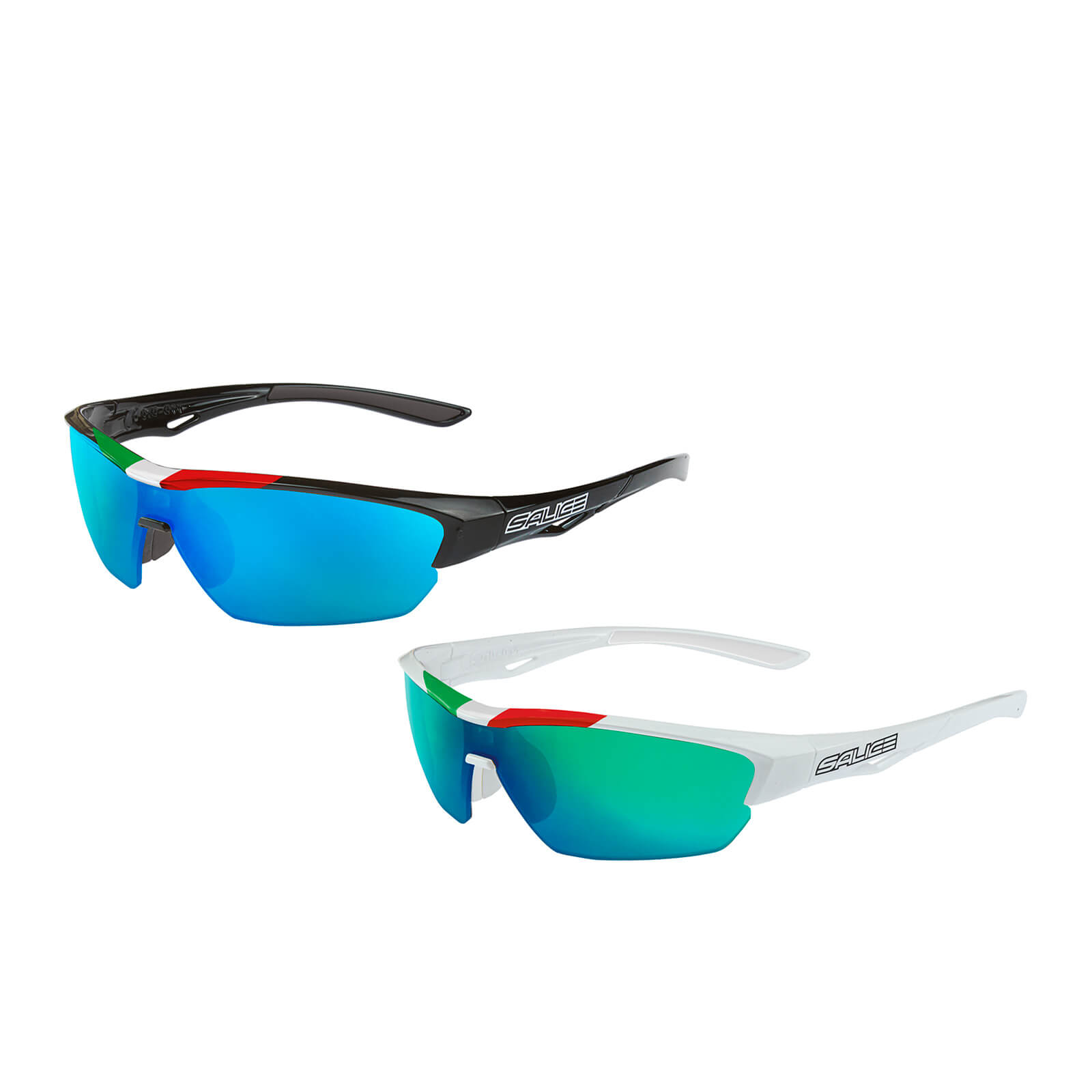 Salice 011 Italian Edition RW Mirror Sunglasses