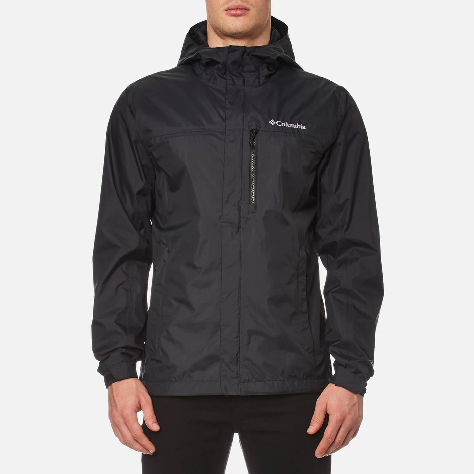 Columbia Pouring Adventure II Jacket Herren black