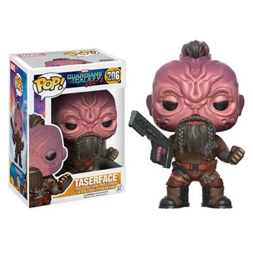 Figurine Pop! Les Gardiens de la Galaxie Vol. 2 Taserface