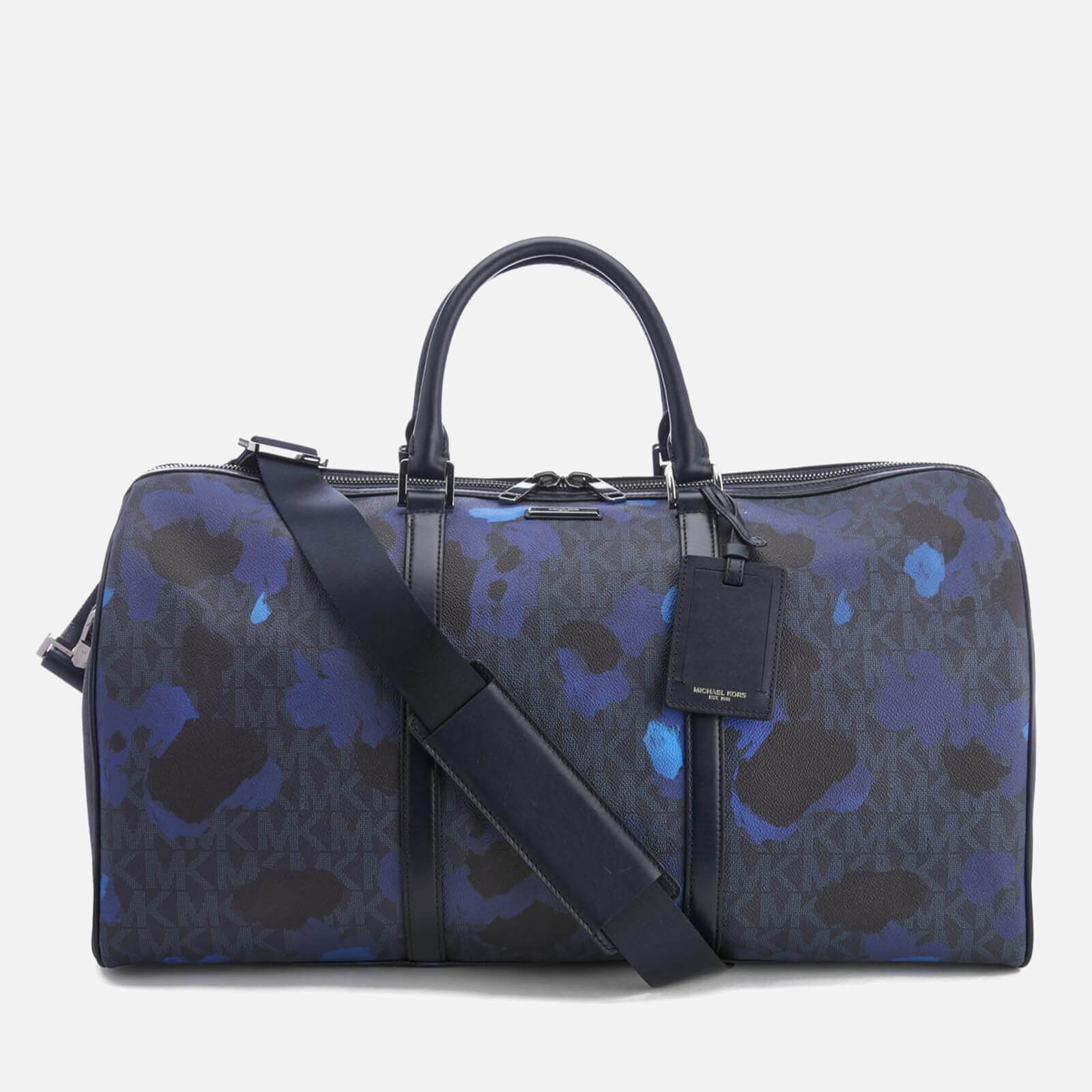 2b59f9691f Michael Kors Men s Jet Set Travel Large Duffle Bag - Midnight - Free UK  Delivery over £50