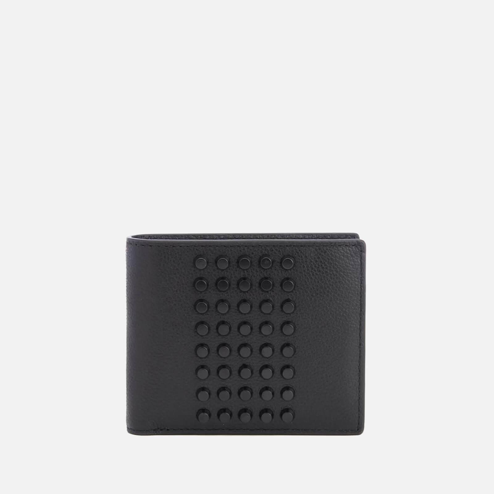 c70ba5e4af331a ... Michael Kors Men's Bryant Billfold with Coin Pocket Wallet - Black