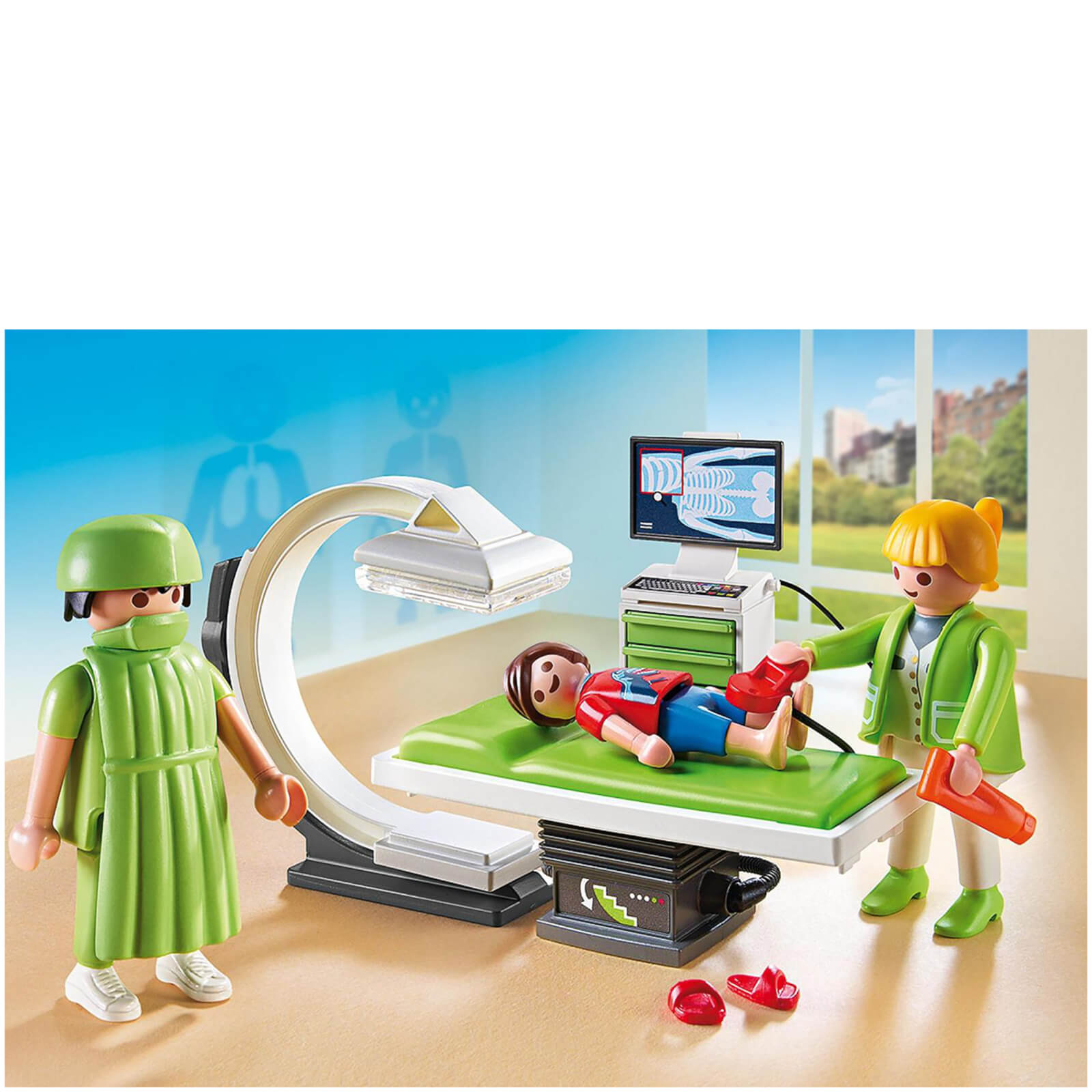 Playmobil X-Ray Room (6659)