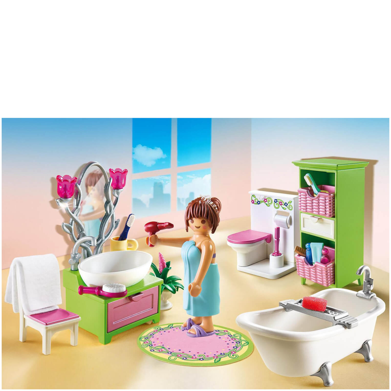 Playmobil Vintage Bathroom (5307)