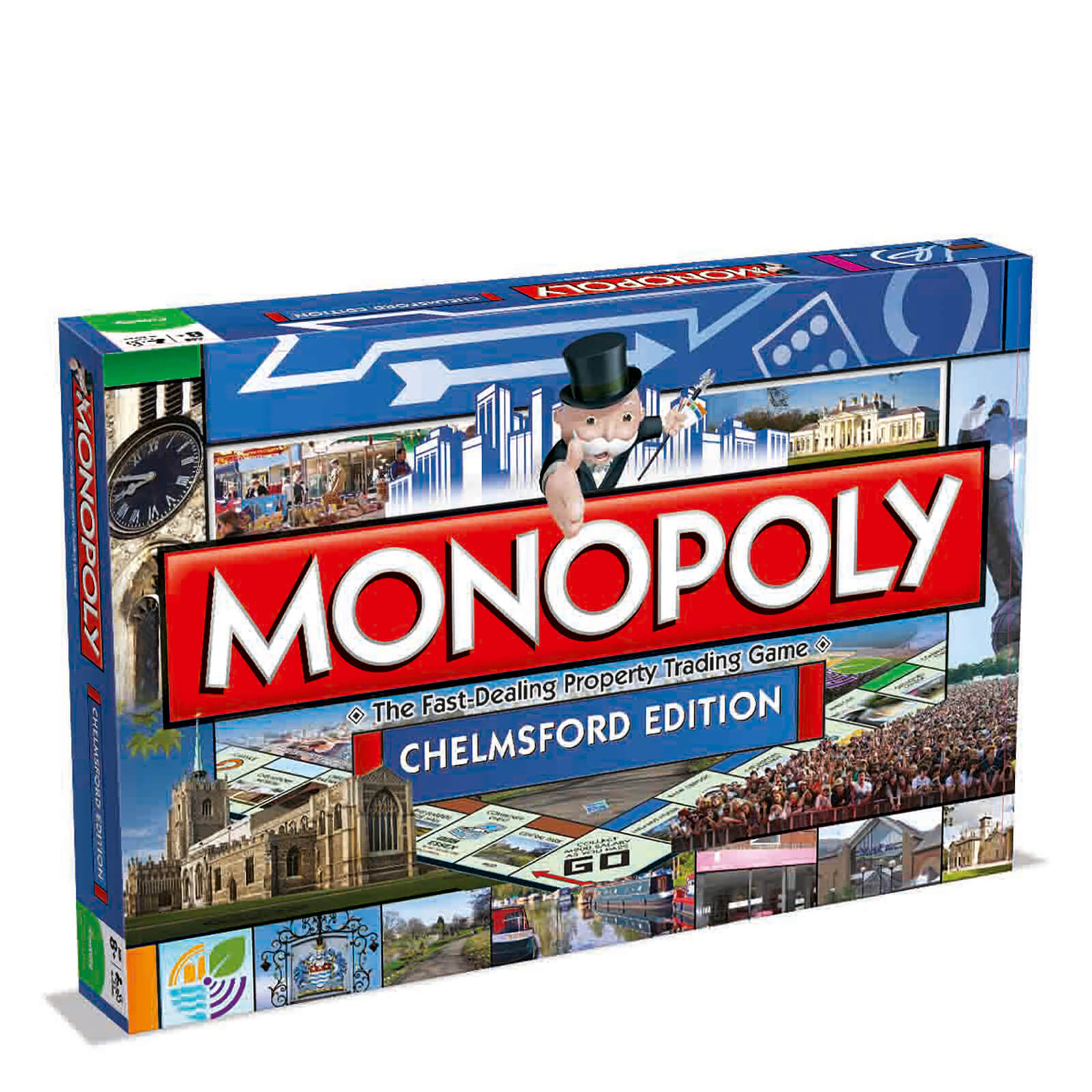 Monopoly - Chelmsford Edition