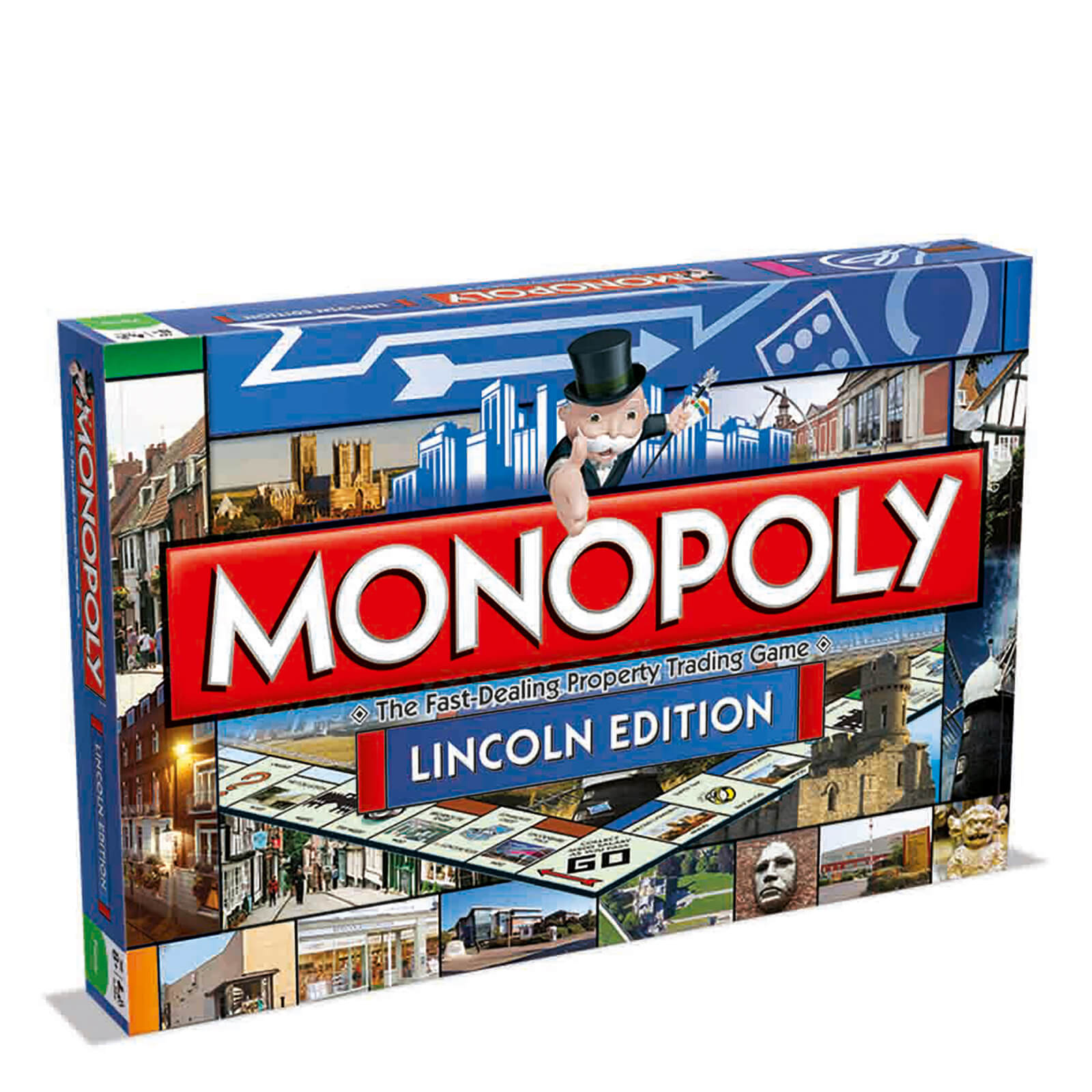 Monopoly - Lincoln Edition