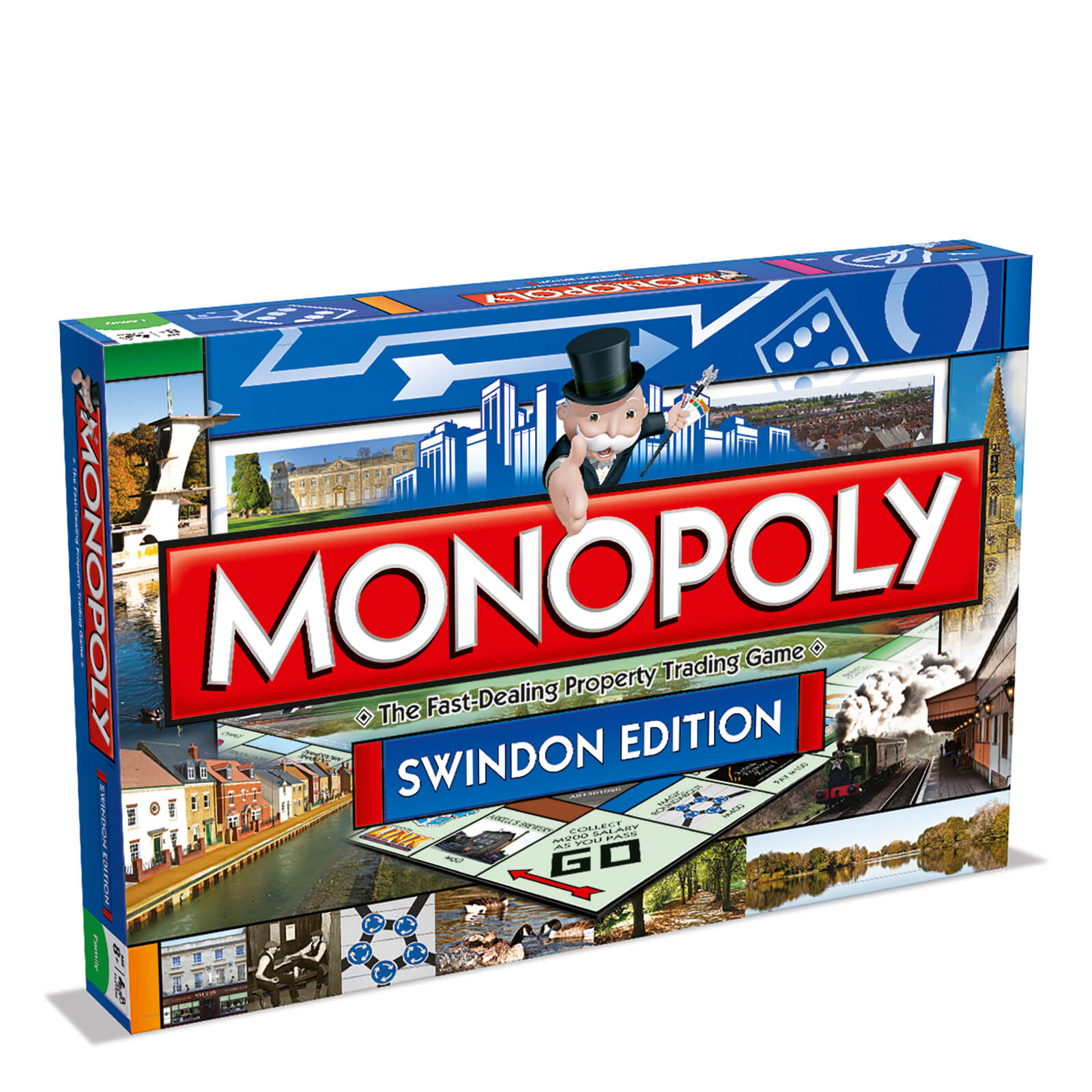 Monopoly - Swindon Edition