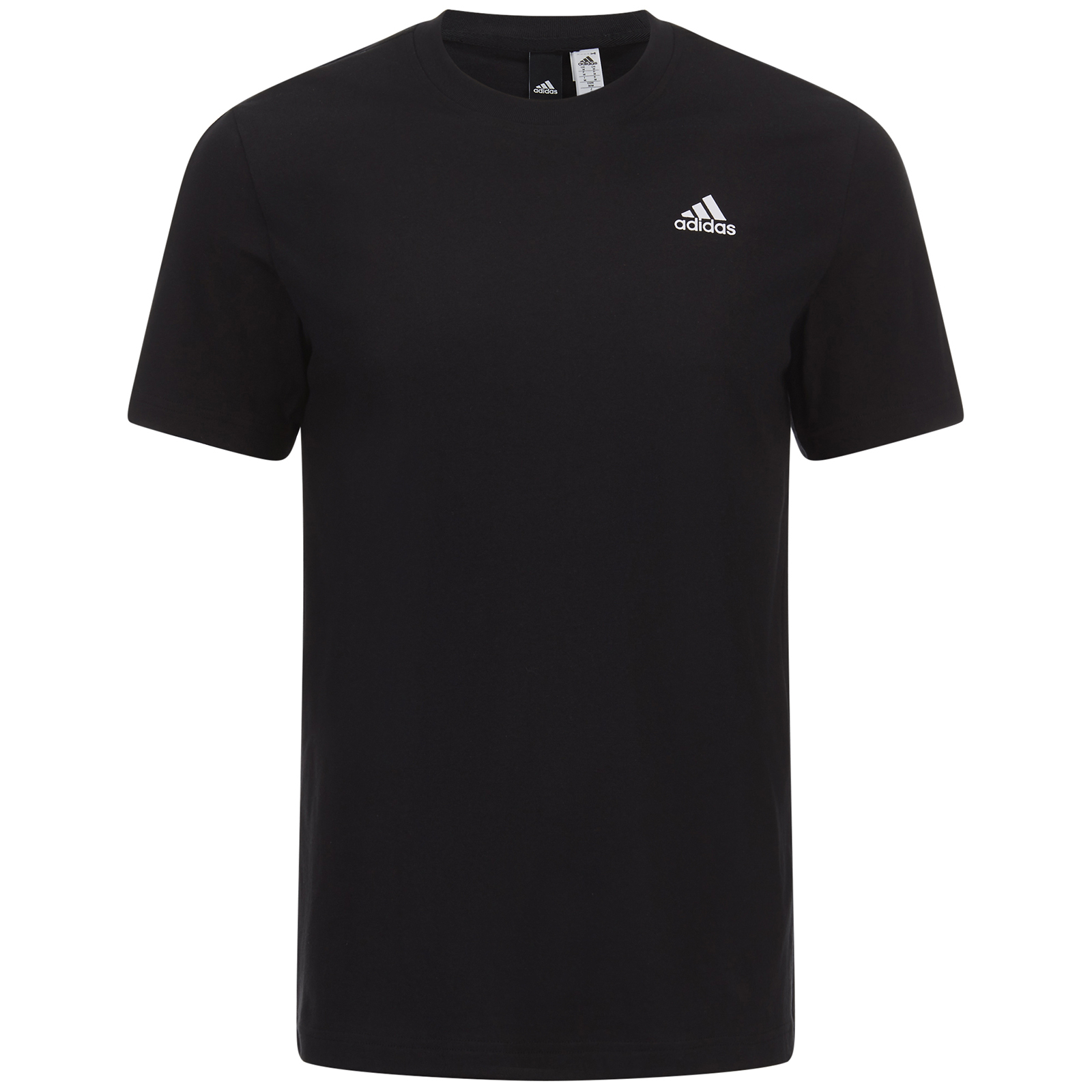 T-Shirt Homme Essential Base adidas -Noir