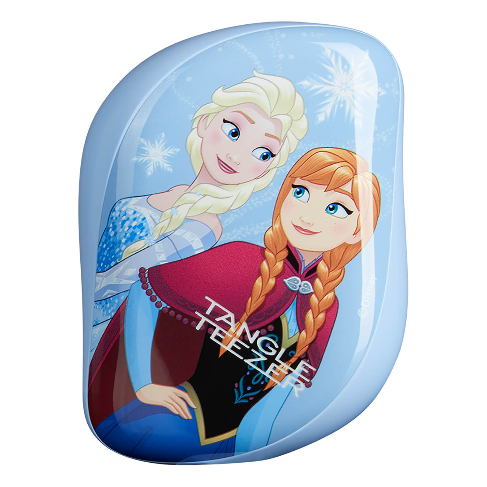 Tangle Teezer Compact Styler Hairbrush - Disney Frozen
