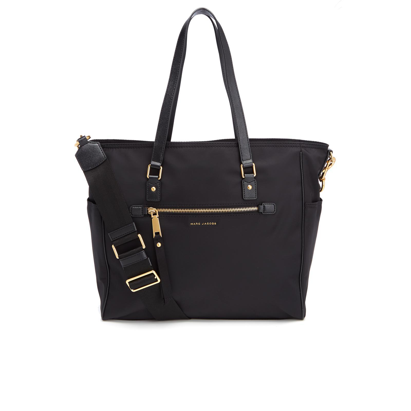 e5aaddcf2823 Marc Jacobs Women s Nylon Baby Bag - Black - Free UK Delivery over £50