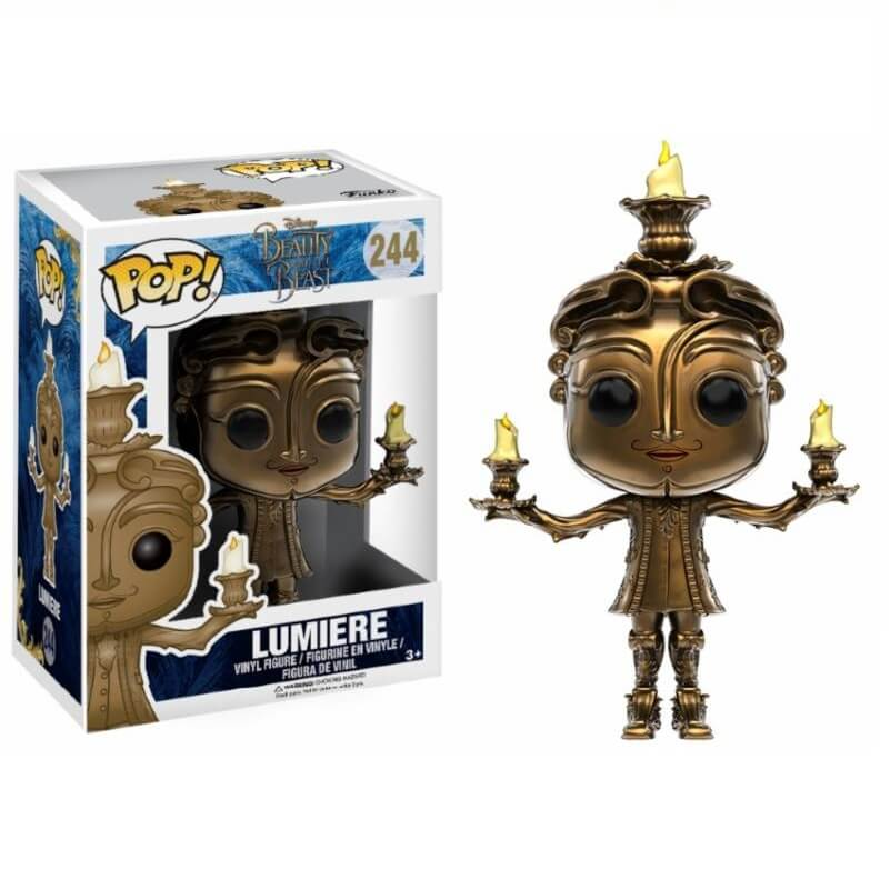 Disney Lumiere Pop! Vinyl Figure