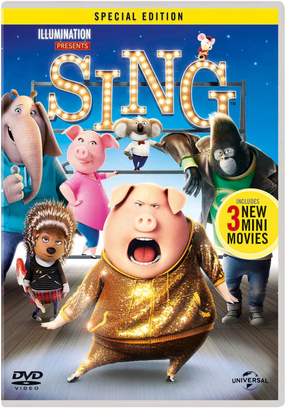 Sing (includes Digital Download)