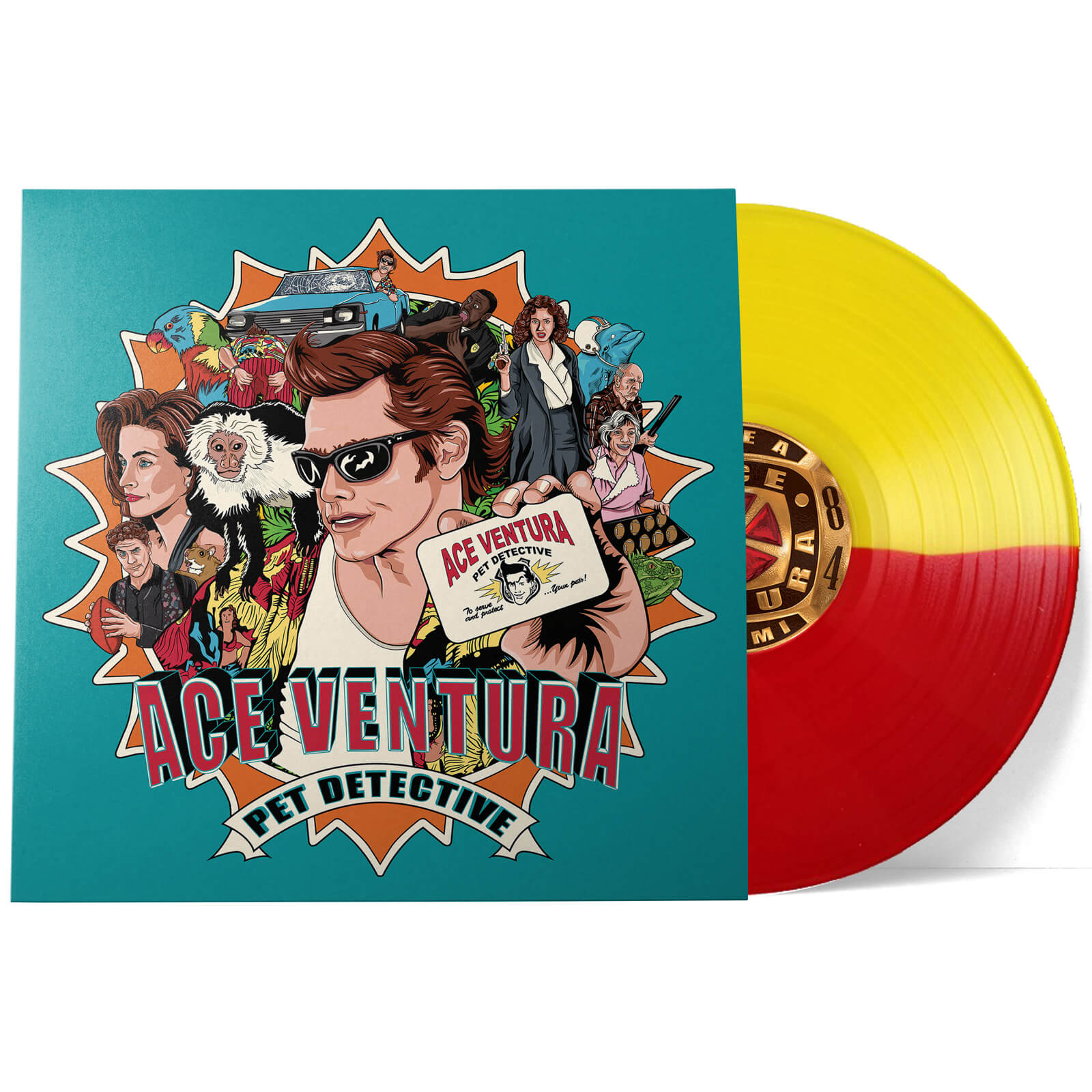 Ace Ventura - Original Soundtrack