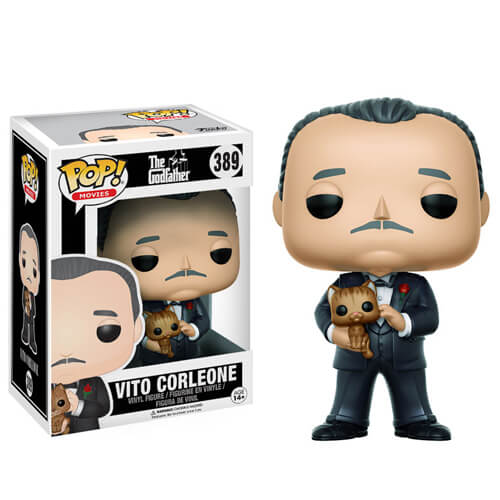 The Godfather Vito Corleone Pop! Vinyl Figure
