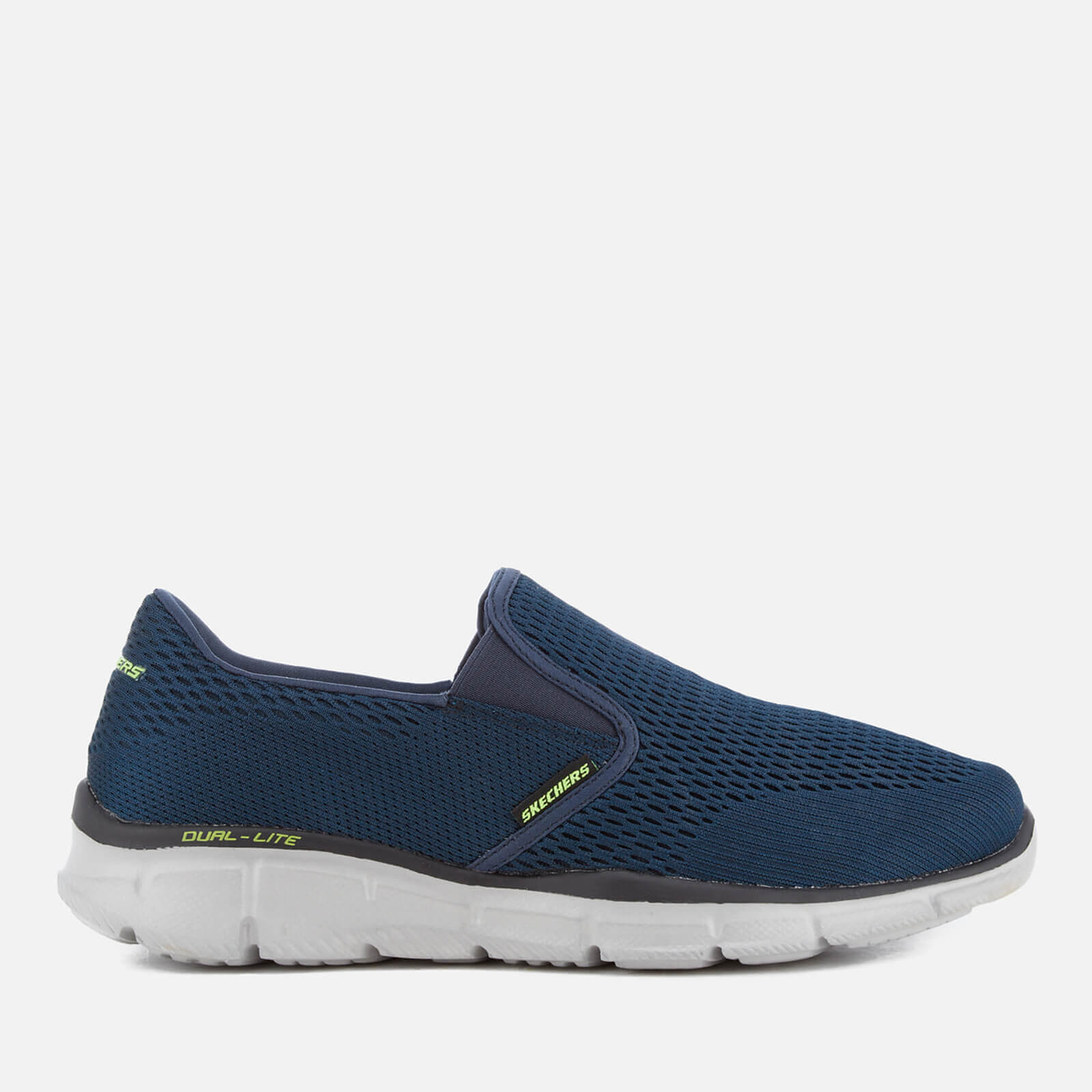Baskets Homme Equalizer Double-Play Skechers - Bleu Marine