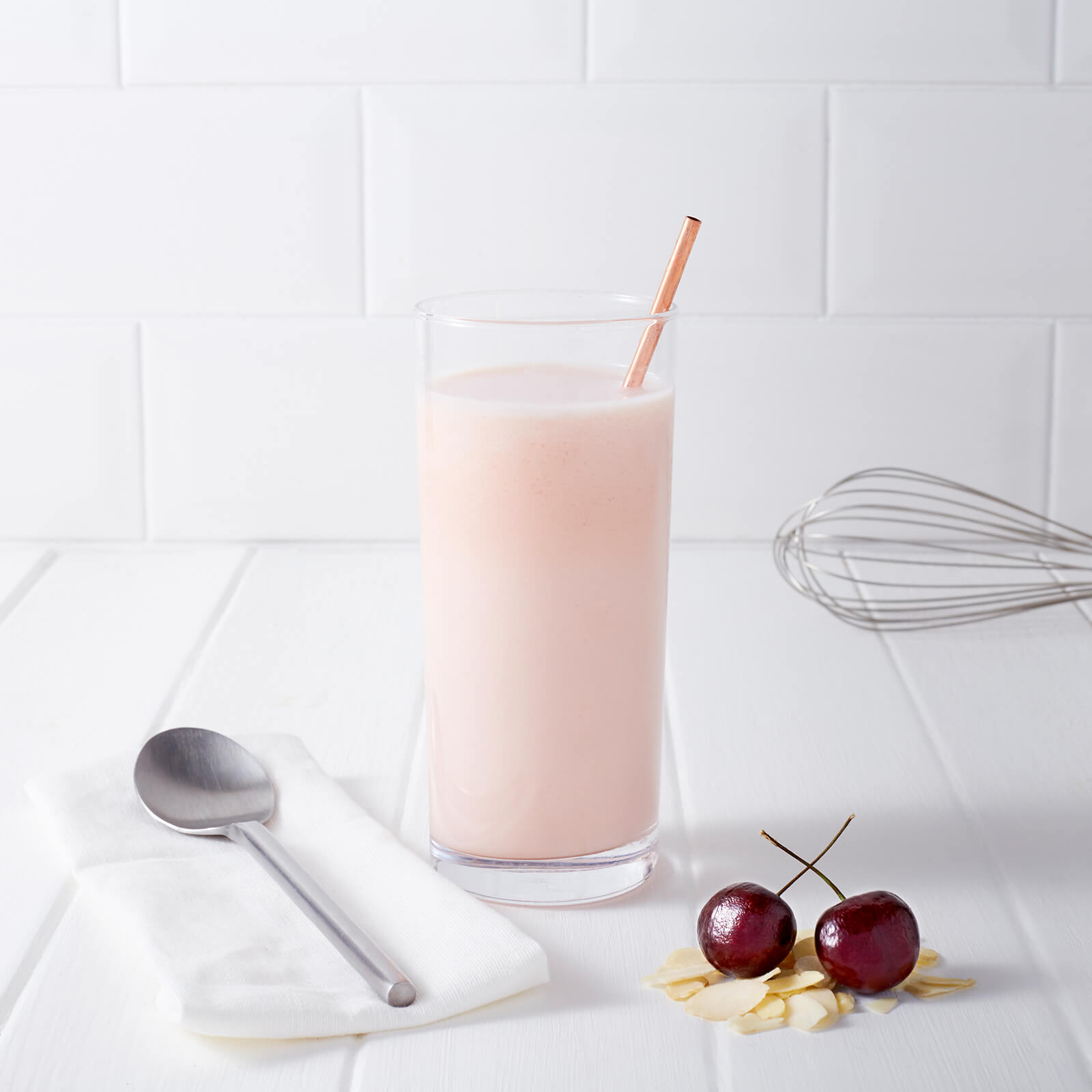 Meal Replacement Cherry Bakewell Frappe