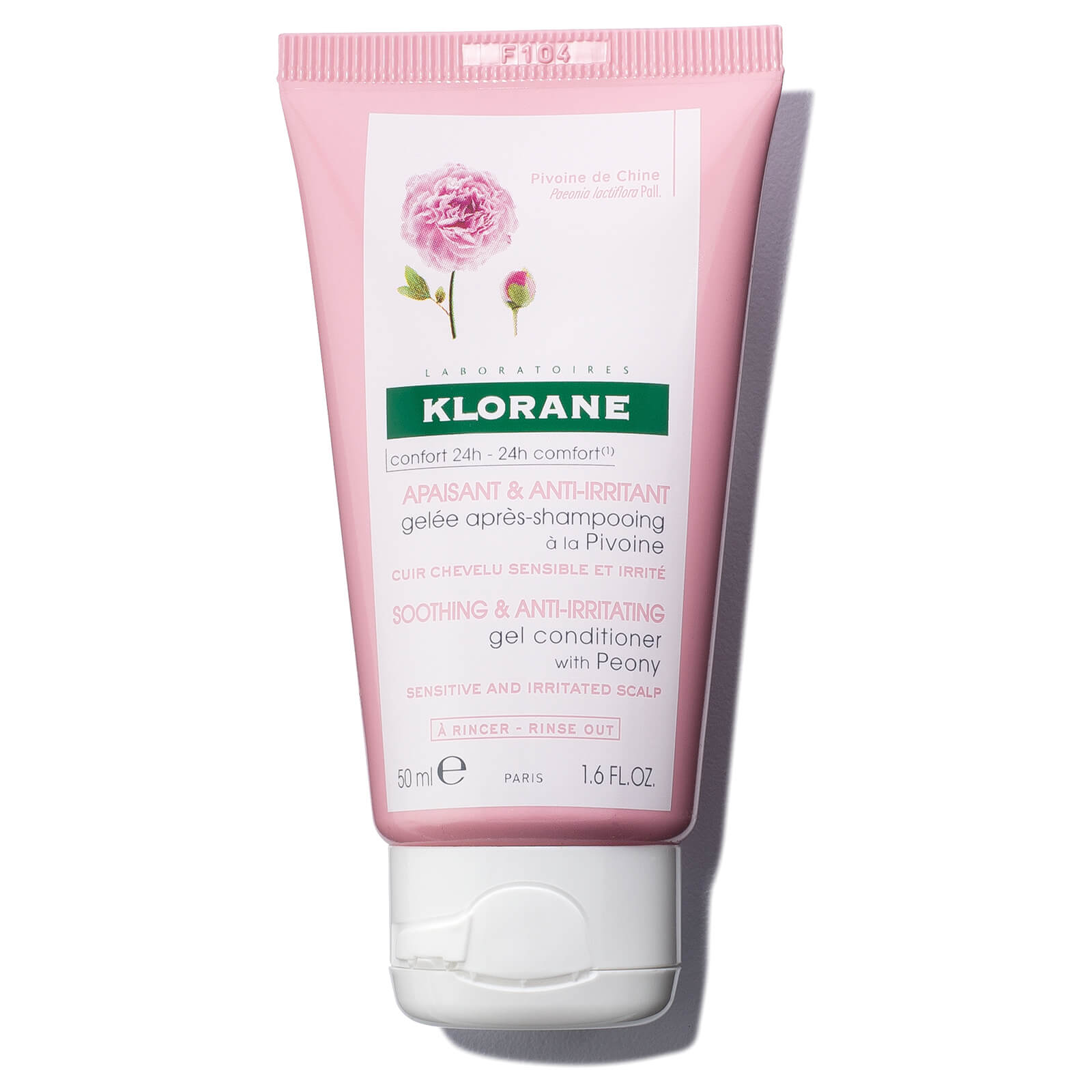 KLORANE Conditioner with Peony 1.6 fl.oz.