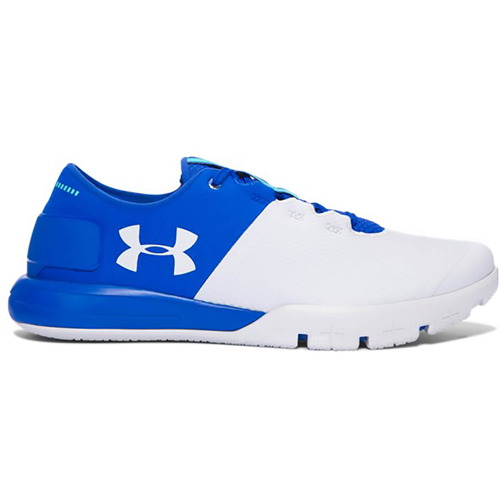 1691f01212 Under Armour Men's Charged Ultimate TR 2.0 Training Shoes - Ultra Blue