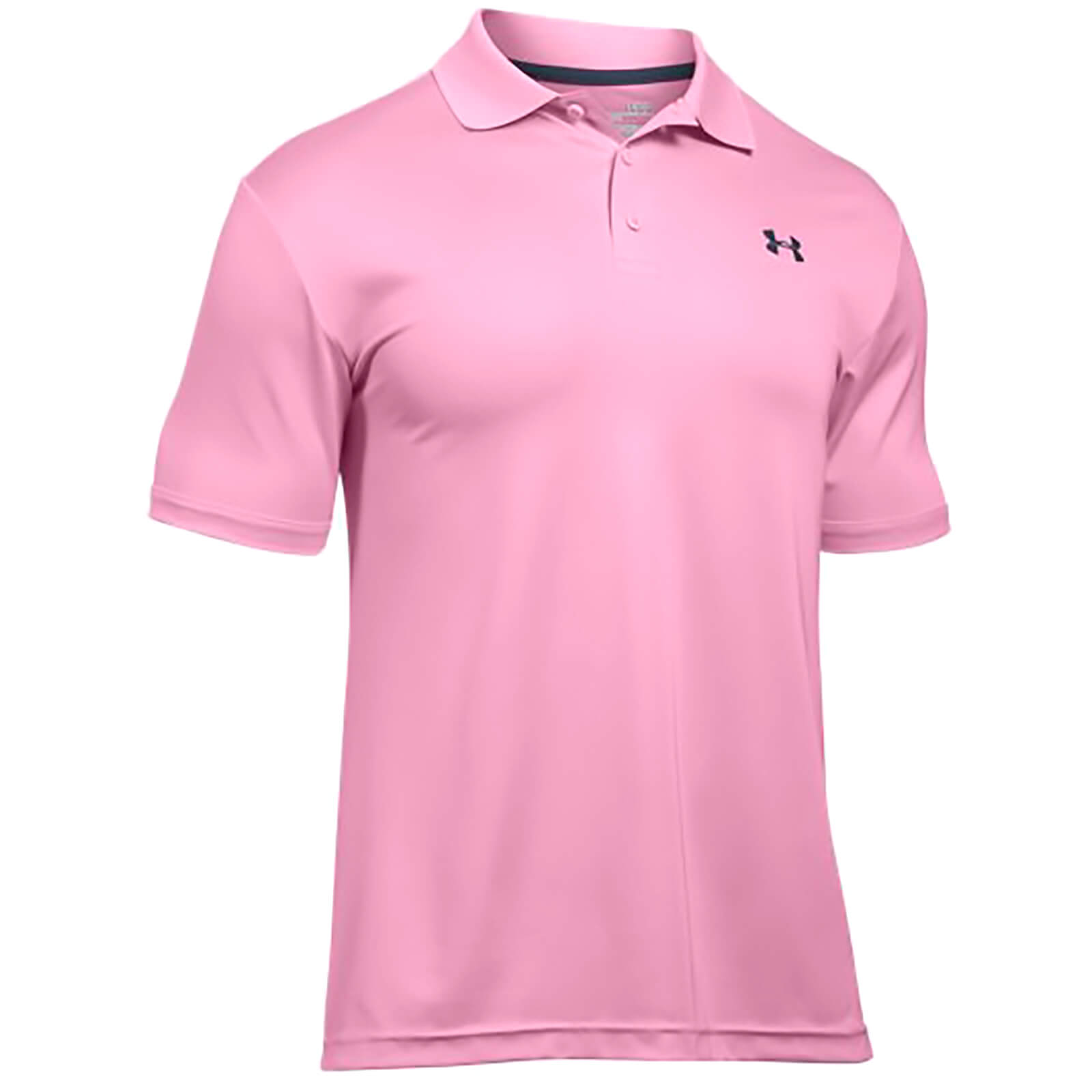 5cb048fa Under Armour Men's Performance Polo Shirt 2.0 - True Pink