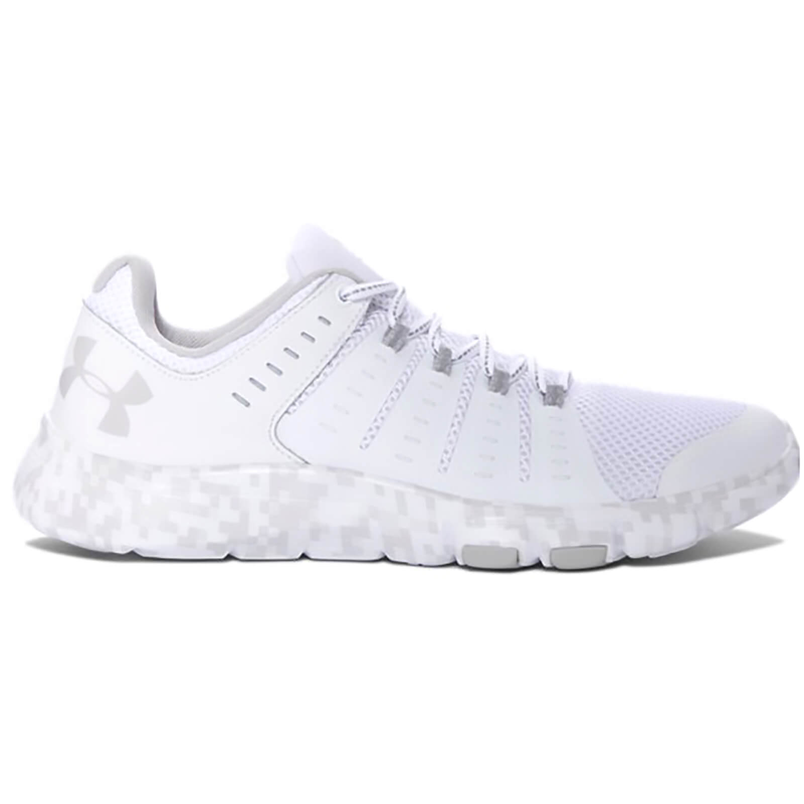 reputable site a1d82 9737f Under Armour Men's Micro G Limitless 2 SE Training Shoes - White