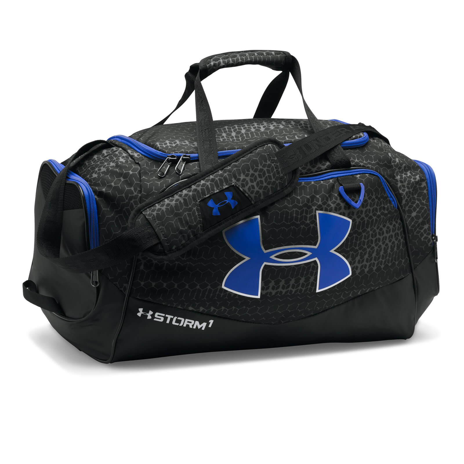 Under Armour Undeniable II Small Duffle Bag - Graphite Black ... 574c353c419aa