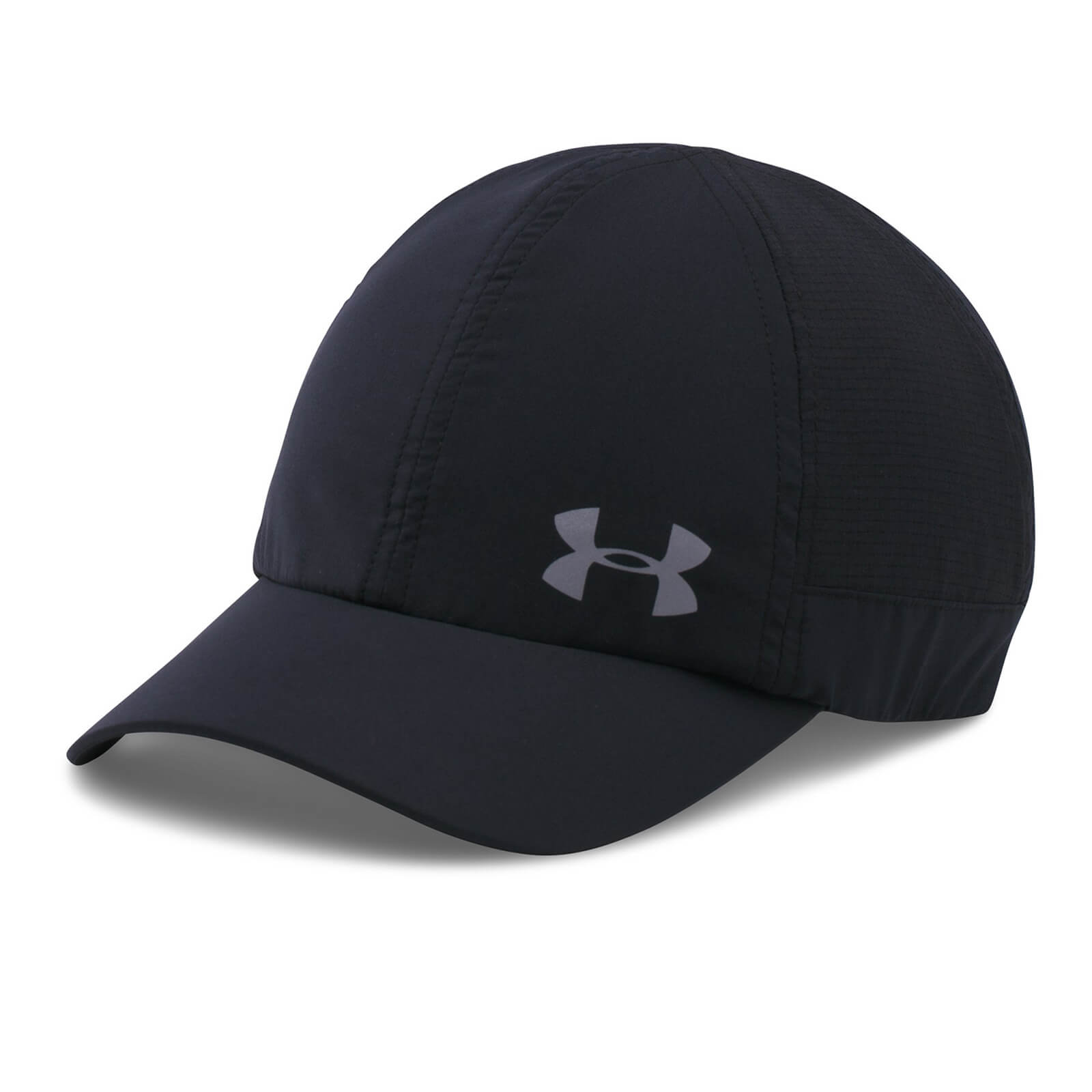 6681910f243 Under Armour Women s Fly Fast Cap - Black Silver