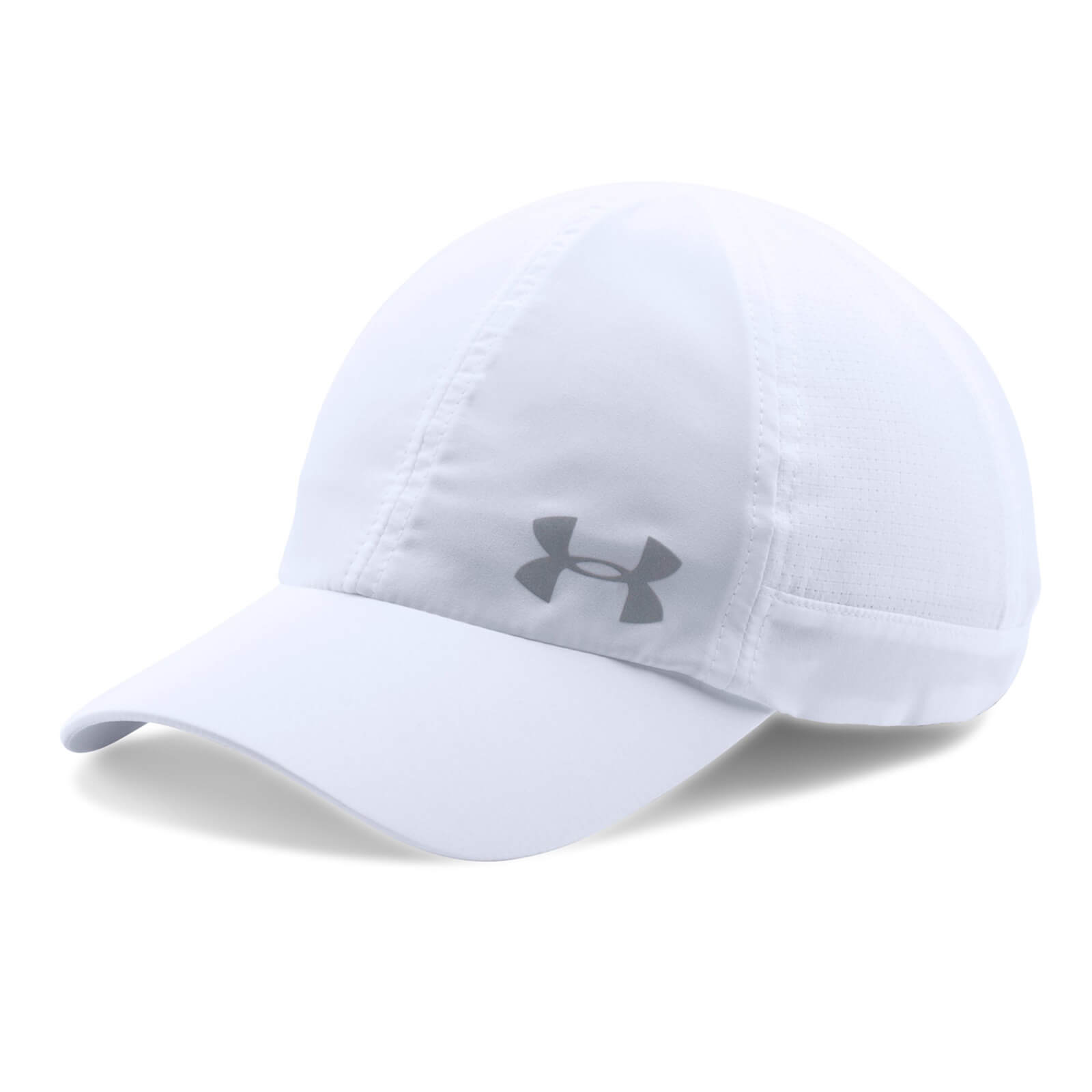 25874feea94 Under Armour Women s Fly Fast Cap - White Silver