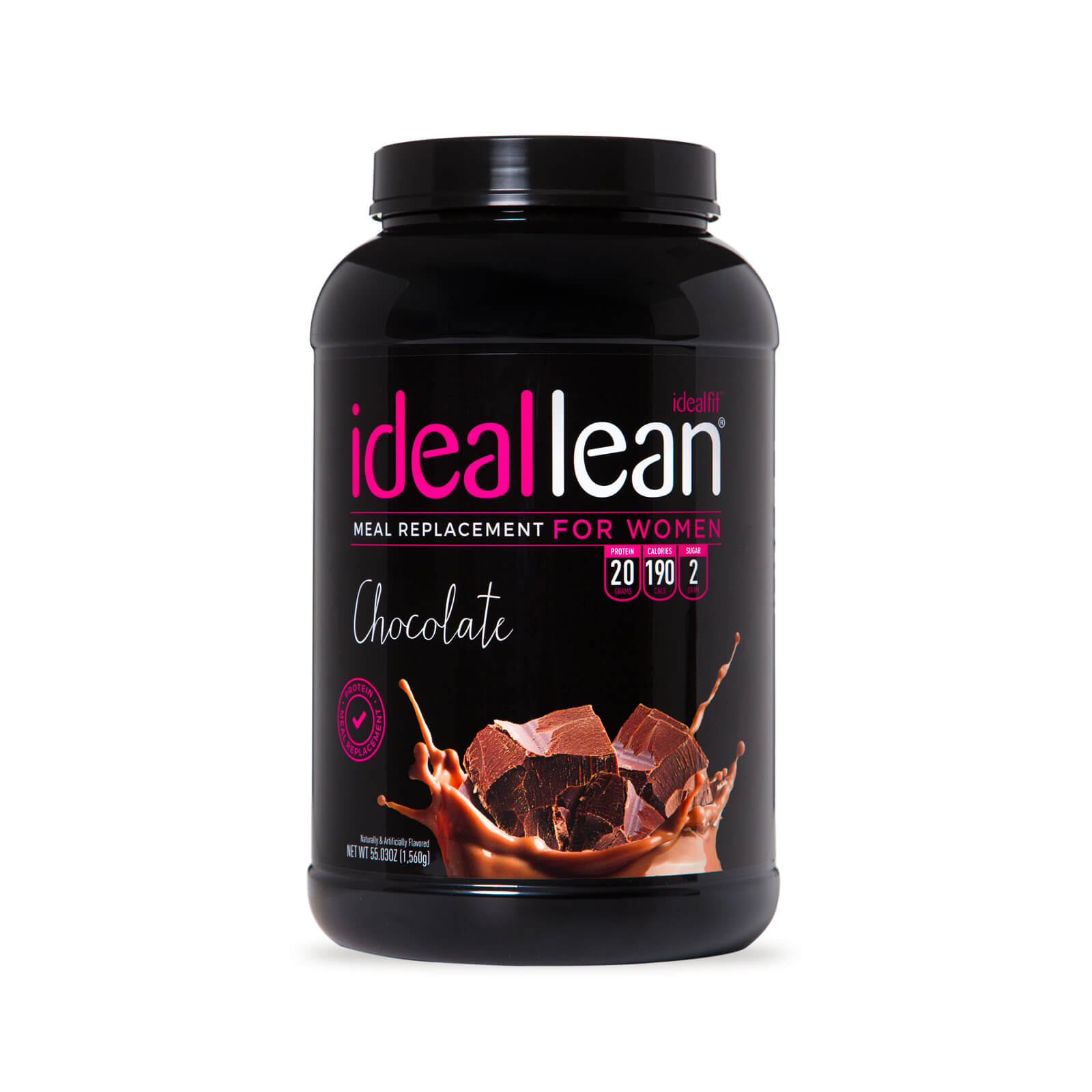 IdealLean Meal Replacement Shake Chocolate