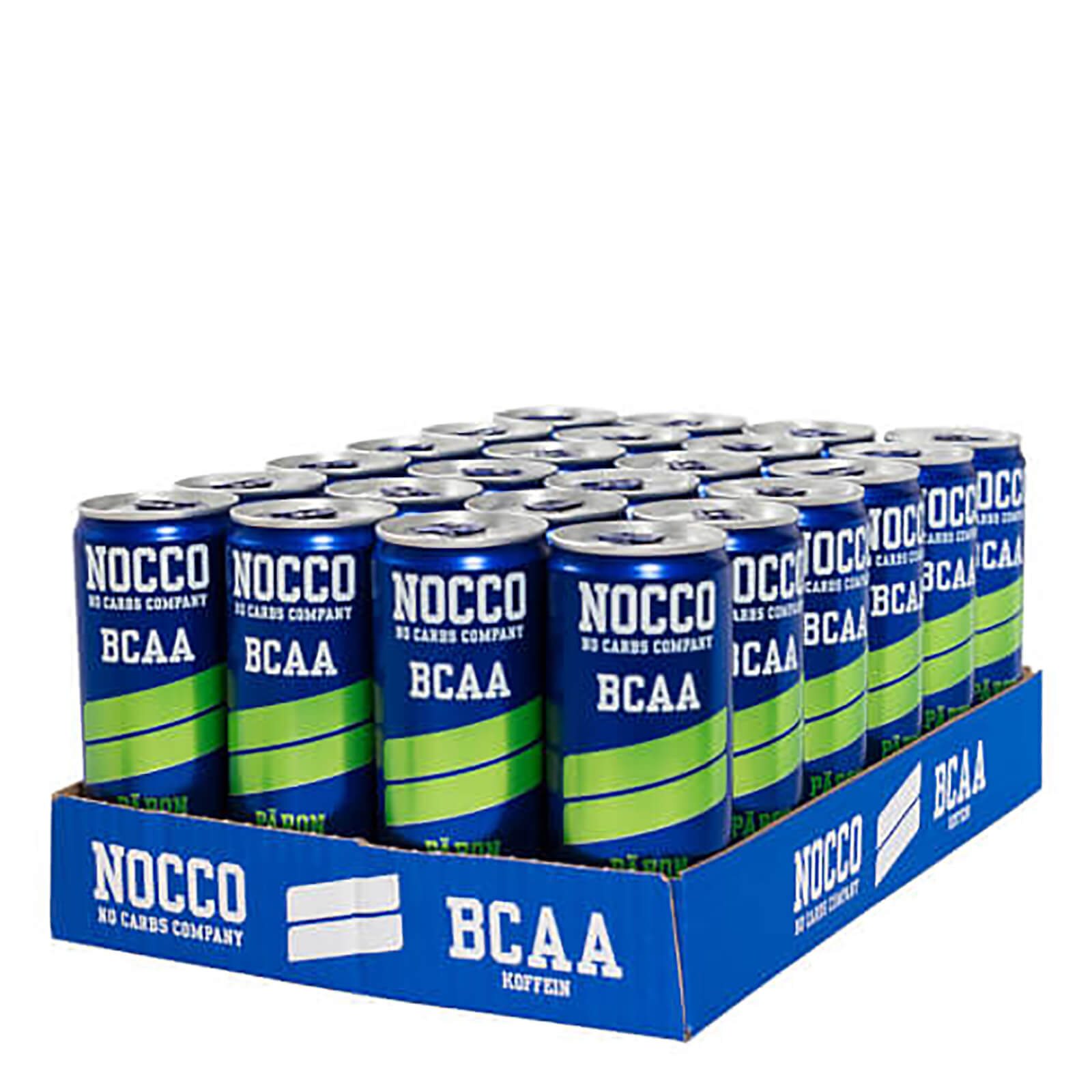 NOCCO BCAA, 24 x 330ml Can