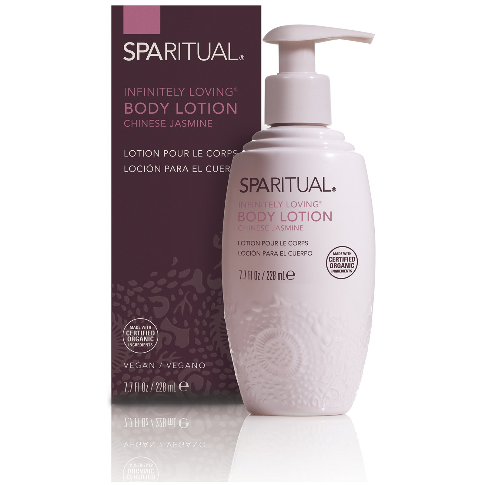 SpaRitual Infinitely Loving Body Lotion 228ml