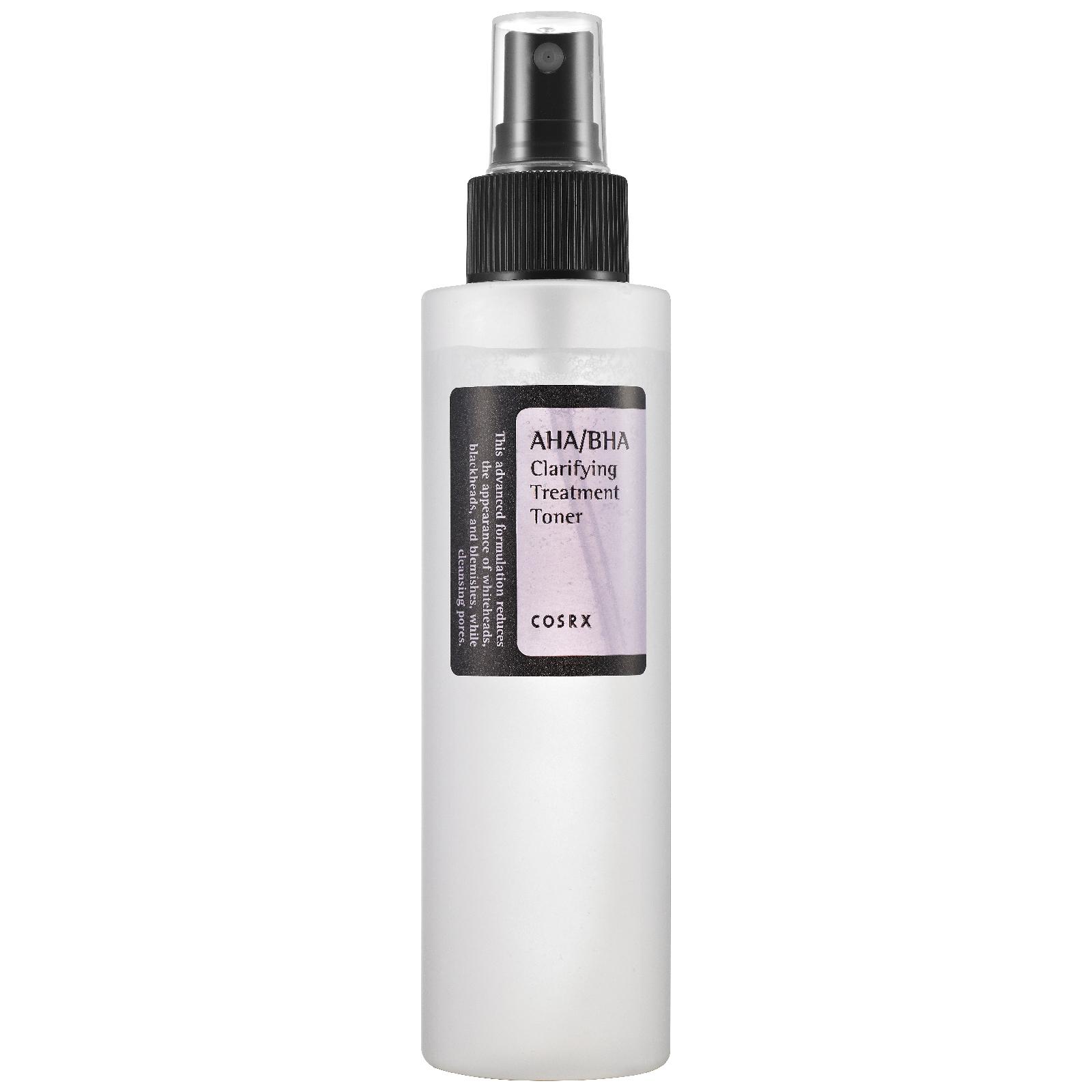 Cosrx Aha Bha Clarifying Treatment Toner 150ml Free Us Shipping Honey Ceramide Eye Cream 30ml Description