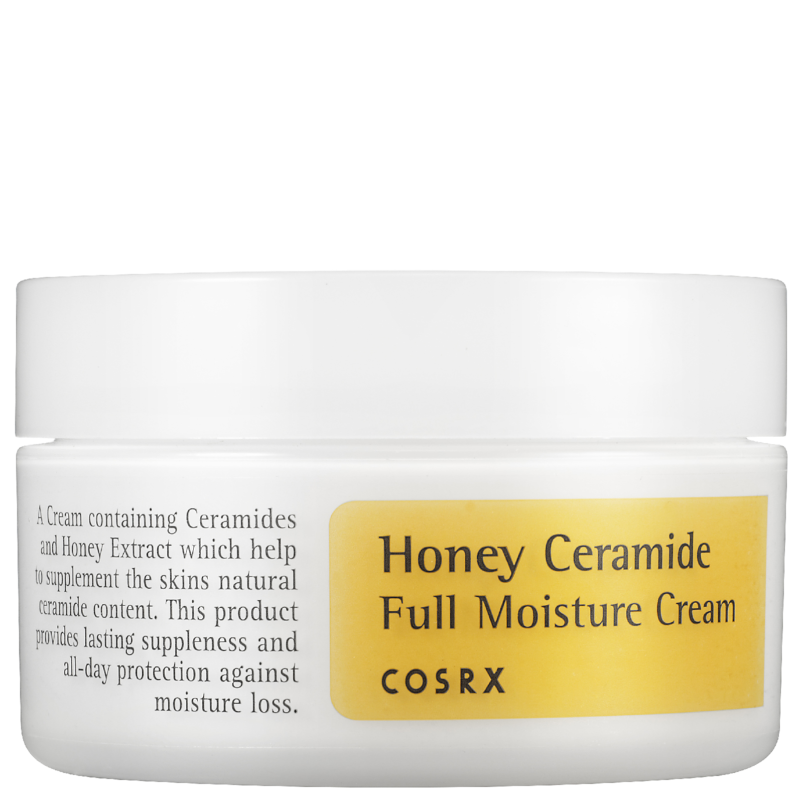 Cosrx Honey Ceramide Full Moisture Cream 50ml Beautyexpert Deryan Toddler Luxe Pueter Travel Sleeping Cot Bed Product Description