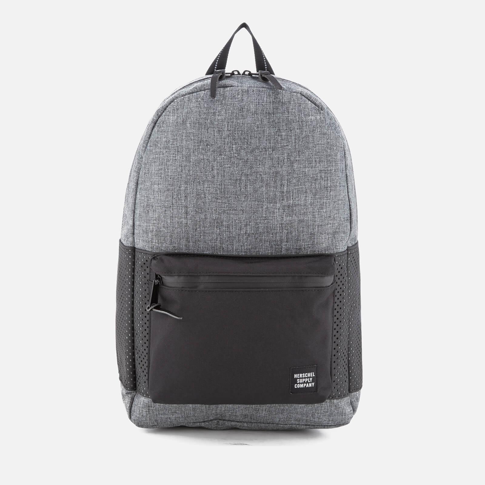b72ae5e073 Herschel Supply Co. Aspect Settlement Backpack - Raven Crosshatch Black -  Free UK Delivery over £50