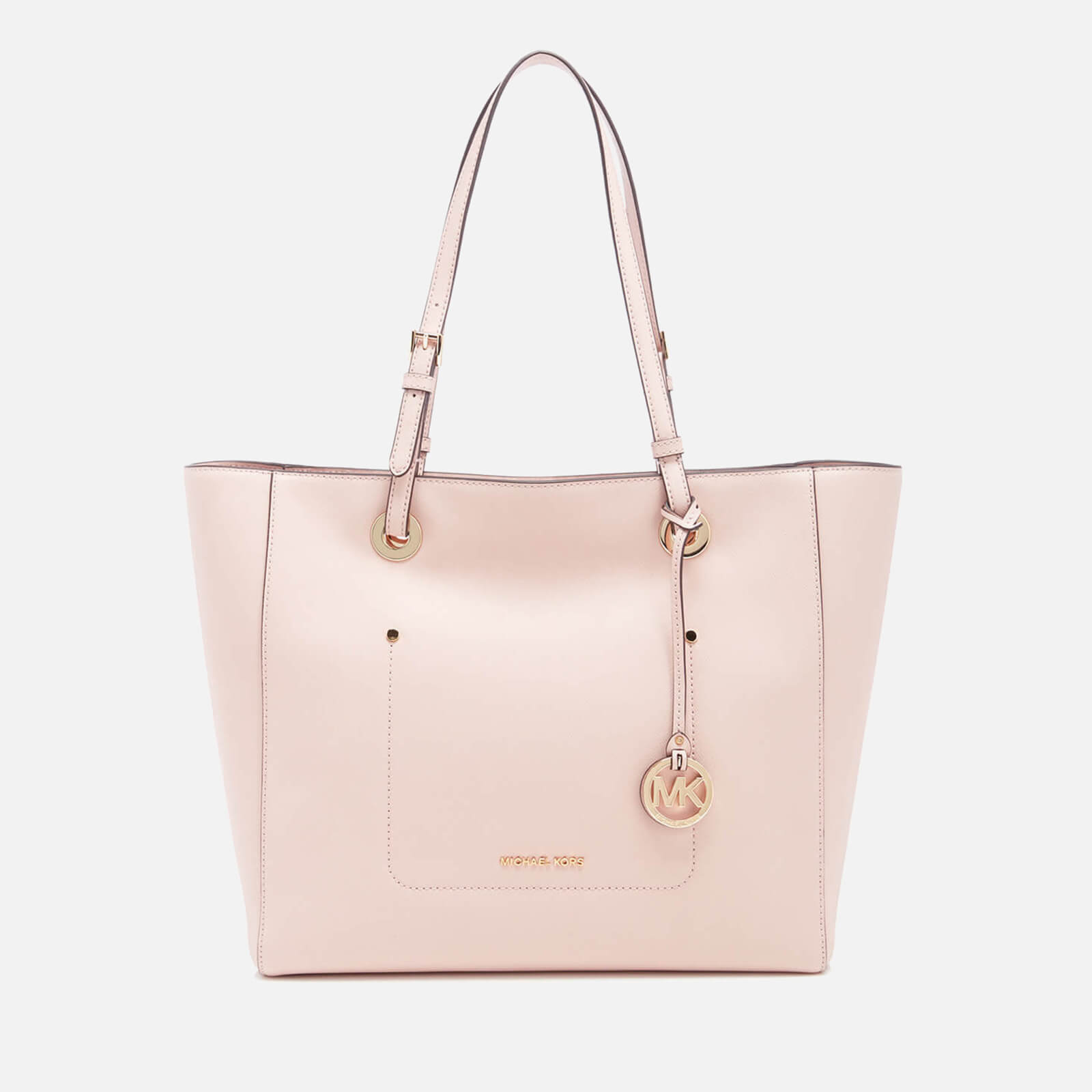 81c46b62f6d0 MICHAEL MICHAEL KORS Women's Walsh Large East West Tote Bag - Soft Pink -  Free UK Delivery over £50