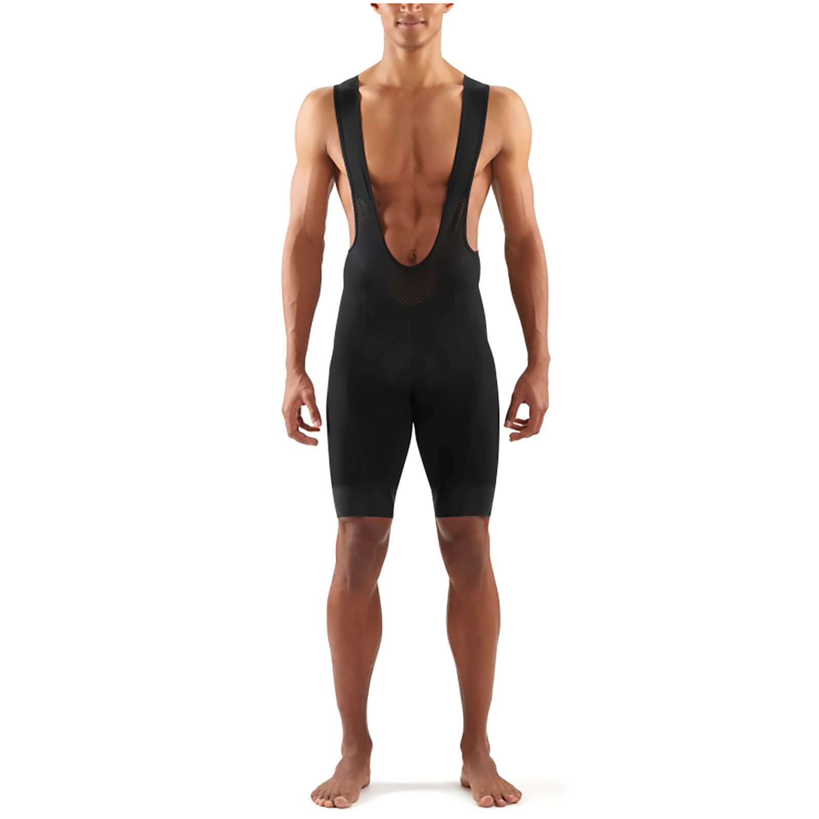 Skins DNAmic Bib Shorts - Black