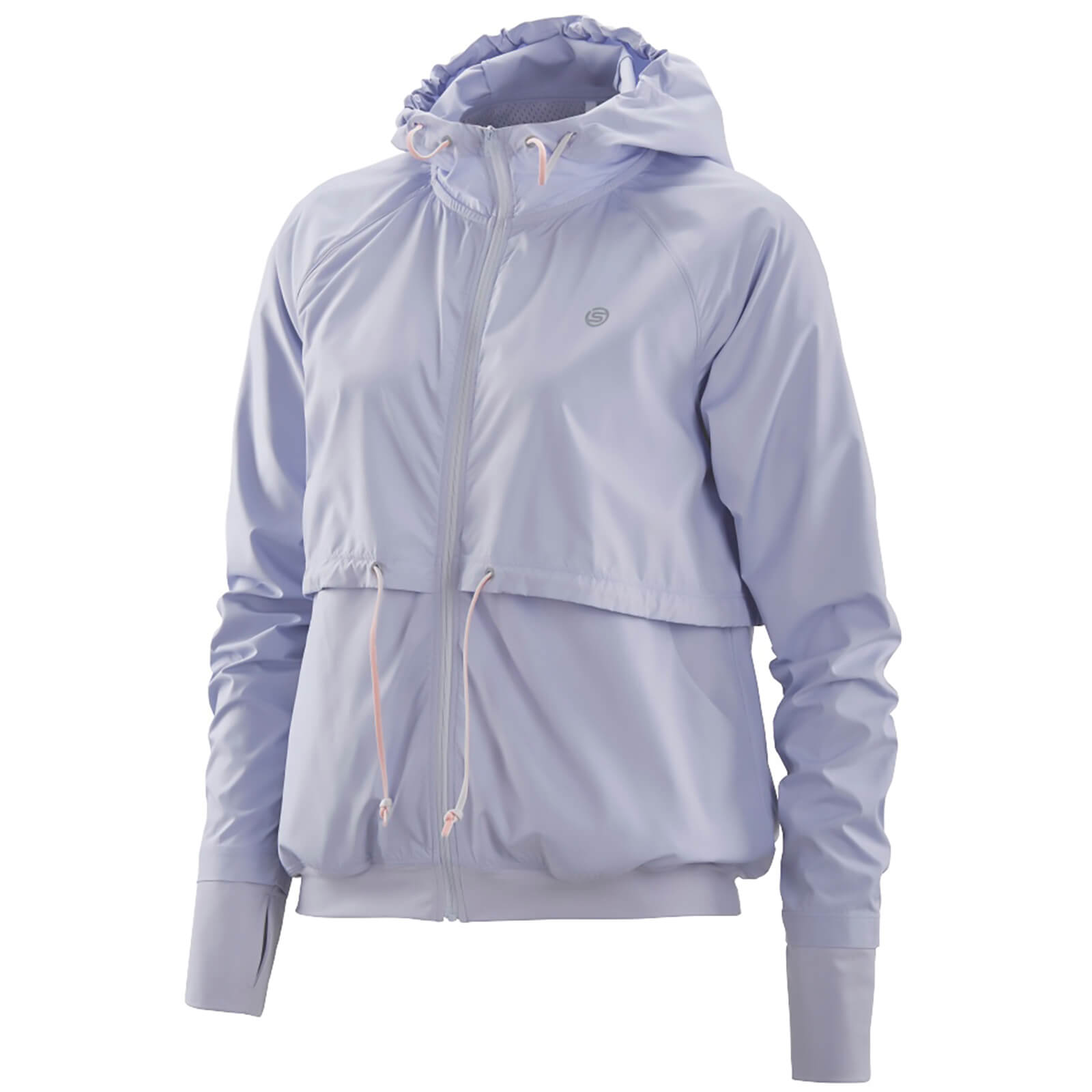 dad3aa919 Skins Plus Women's Distort Lightweight Jacket - Sora