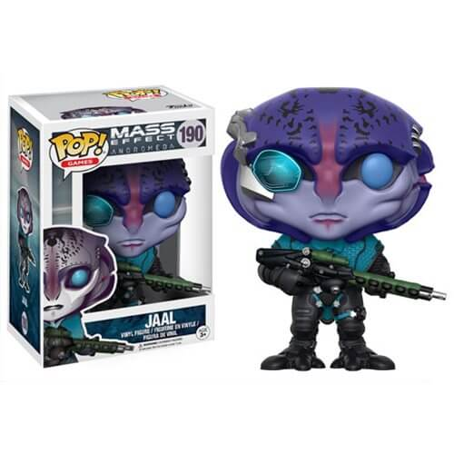 Figurine Funko Pop! Mass Effect: Andromeda Jaal