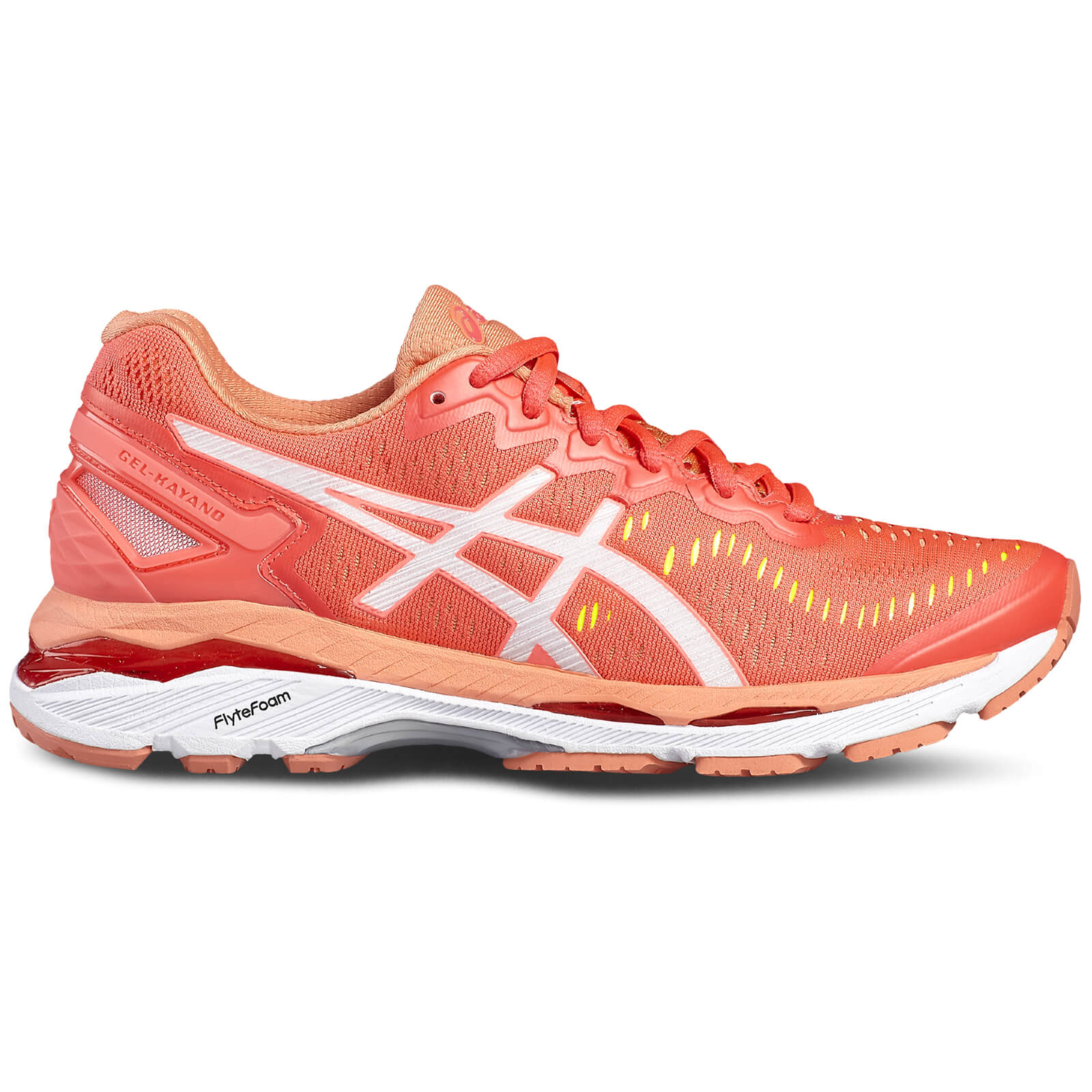 Chaussures de course Asics Gel Pink Kayano Gel 23 pour Chaussures femme Diva Pink   845f089 - radicalfrugality.info