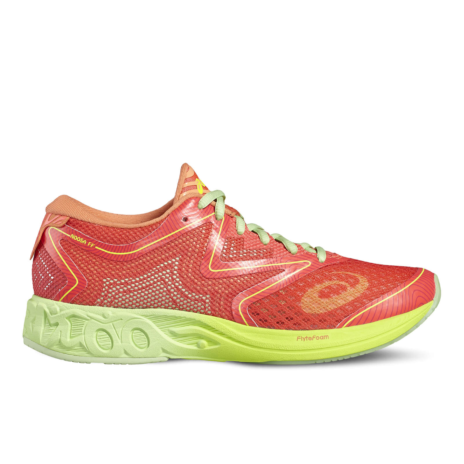 asics ladies noosa ff trainers
