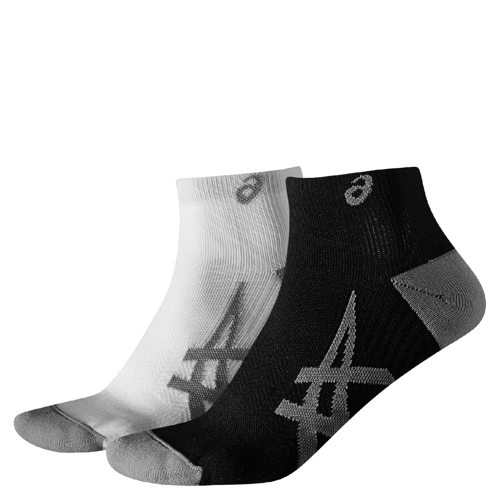 mens running socks asics