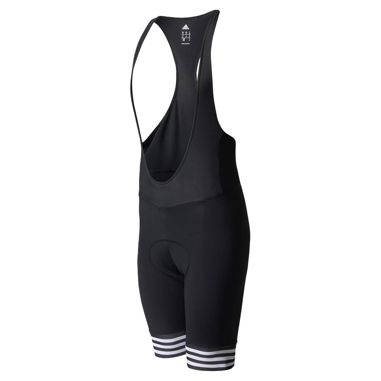 4a58ef24f46 adidas Men s Adistar Zero3 Bib Shorts - Black