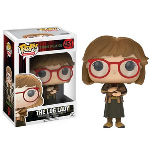 Figurine Pop! Log Lady Twin Peaks