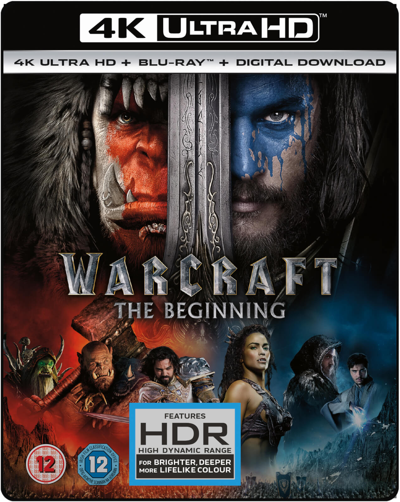 Warcraft - 4K Ultra HD