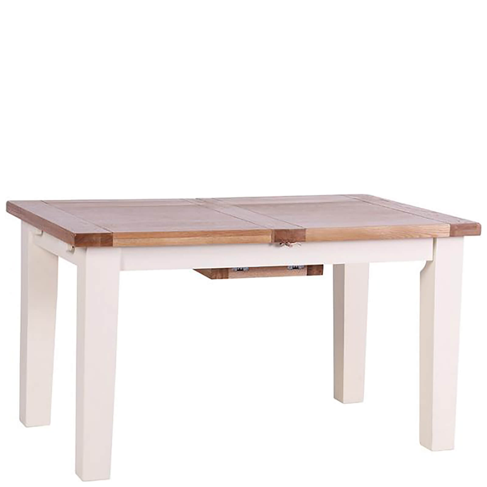 Vancouver Expressions Linen Extension Dining Table (1.4m - 1.8m)