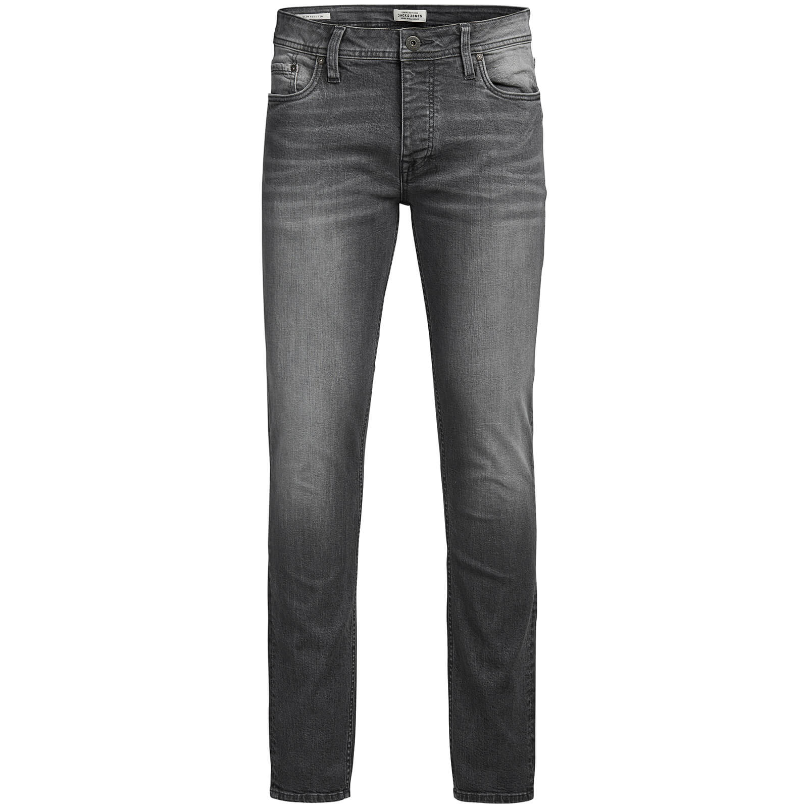 Jean Slim Homme Jack & Jones Originals Tim - Gris Denim