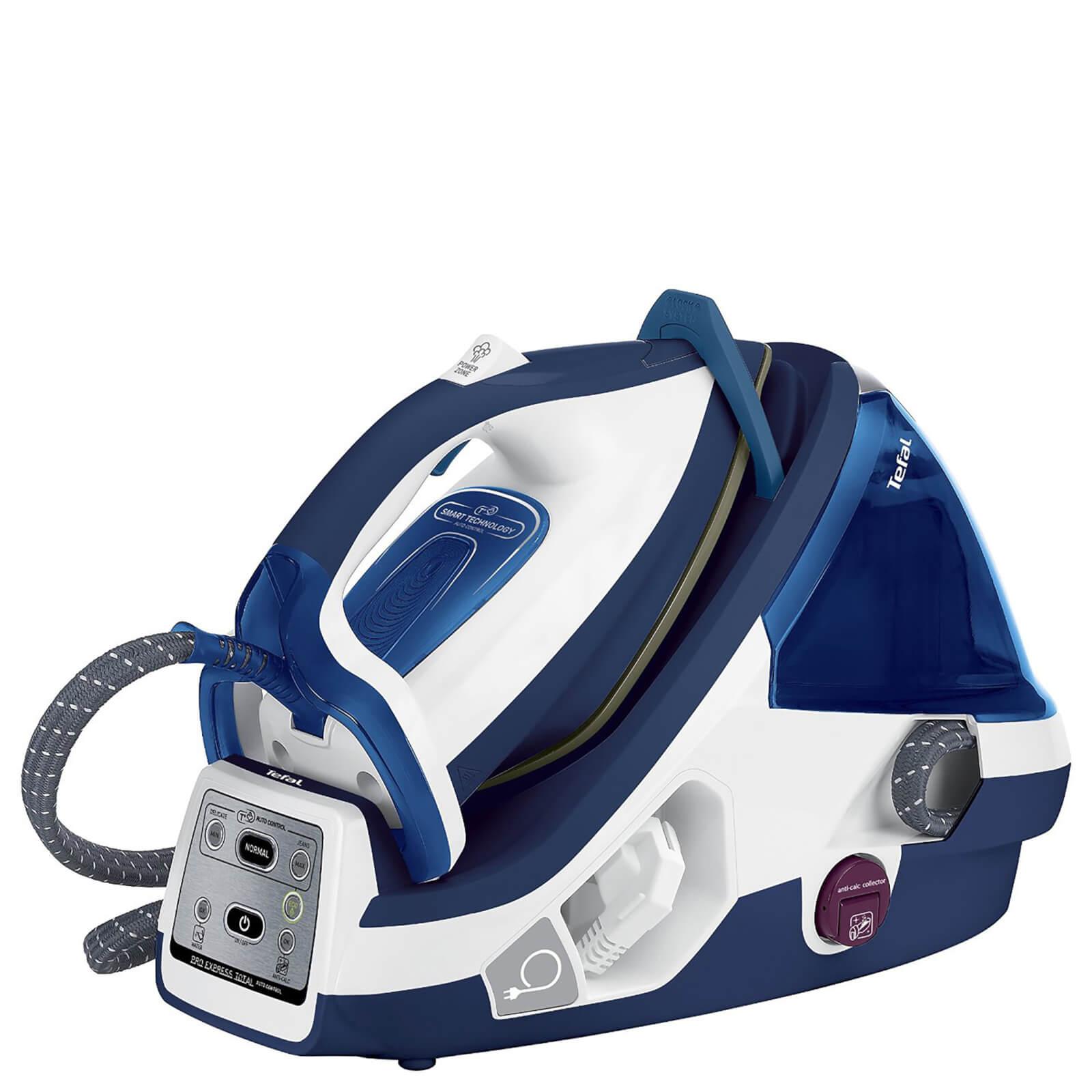 Tefal GV8962 Pro Express Total Iron - Blue